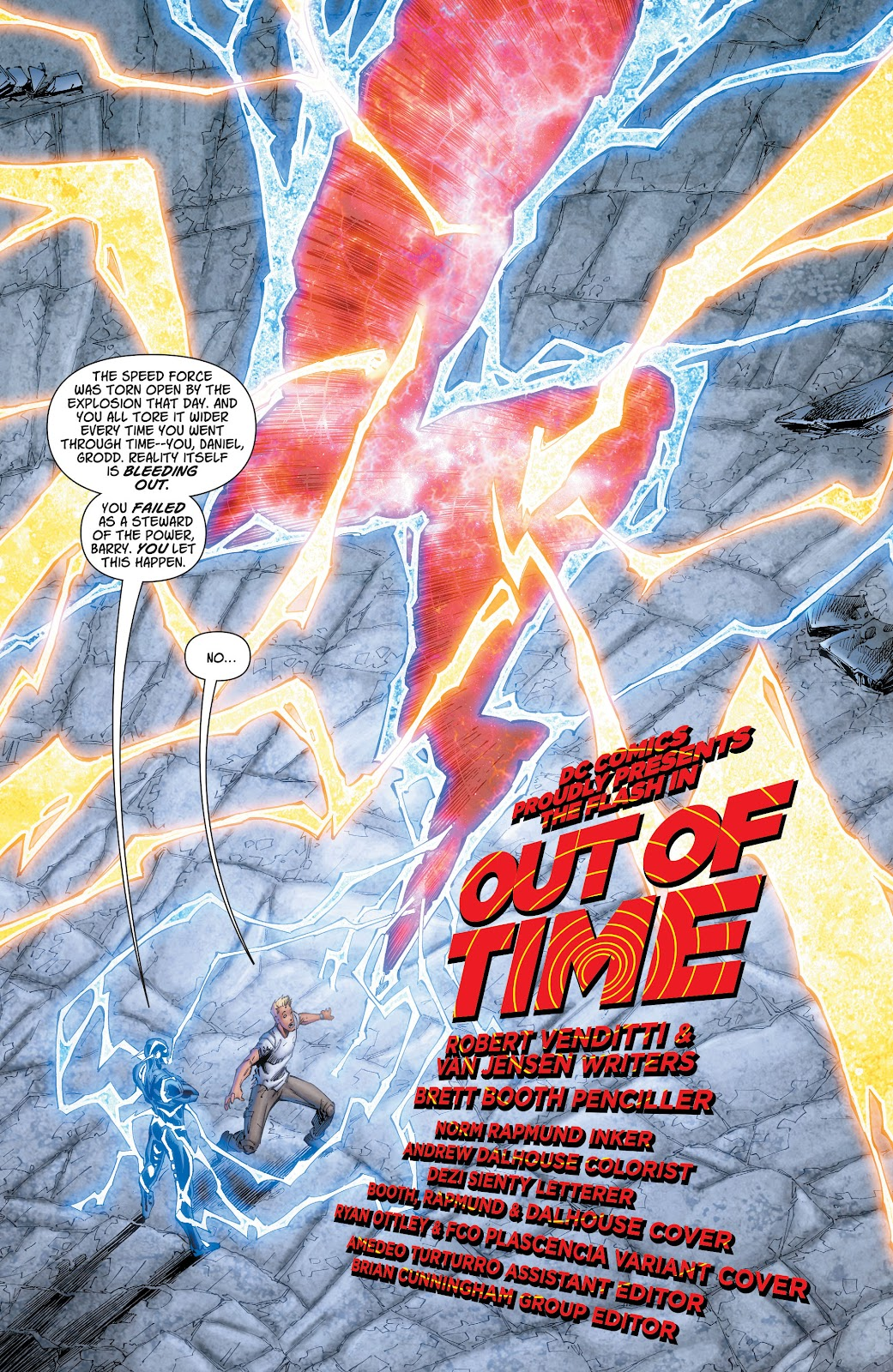 Read online The Flash (2011) comic -  Issue # _TPB 6 (Part 2) - 64