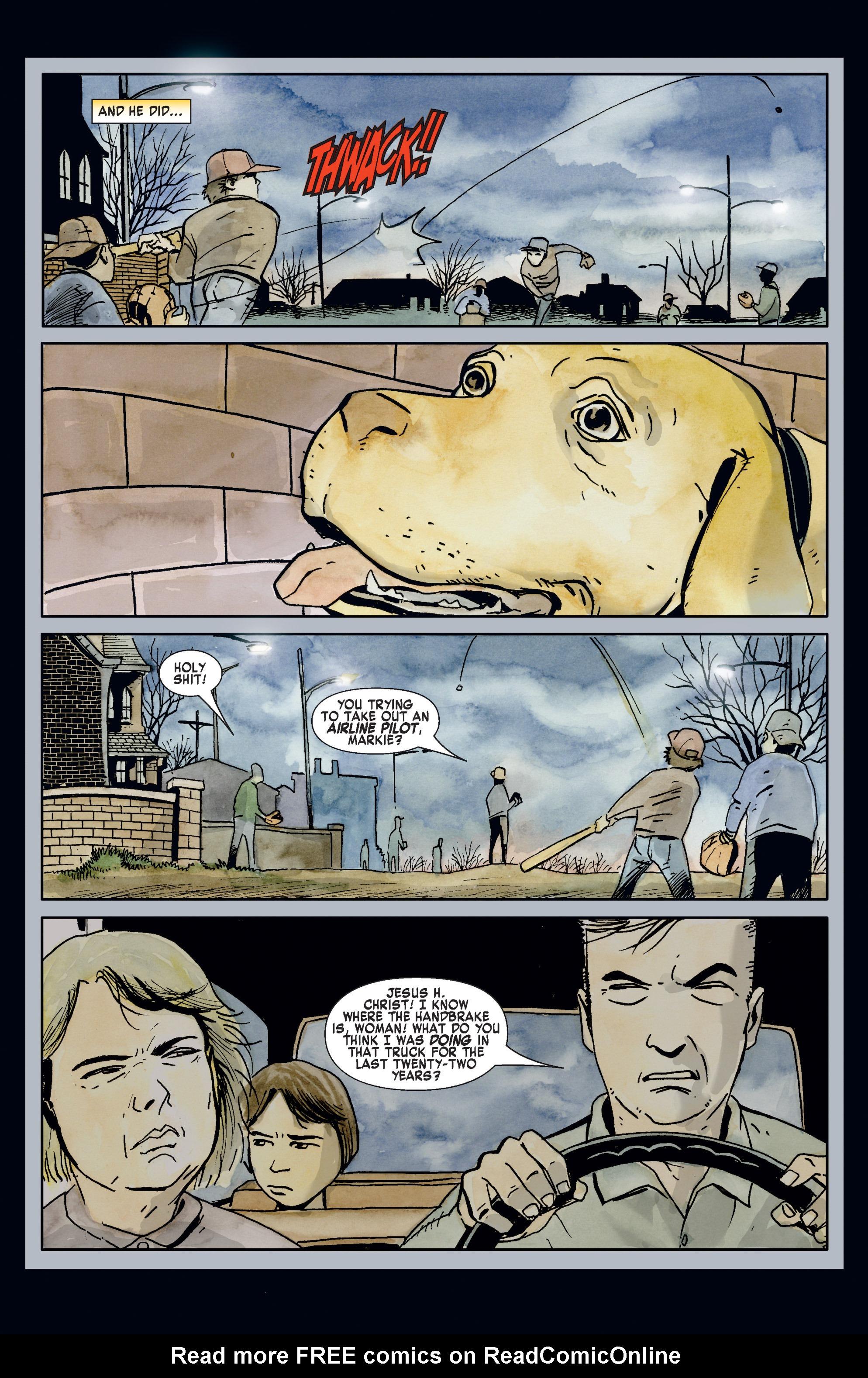 Read online American Jesus comic -  Issue # TPB - 65