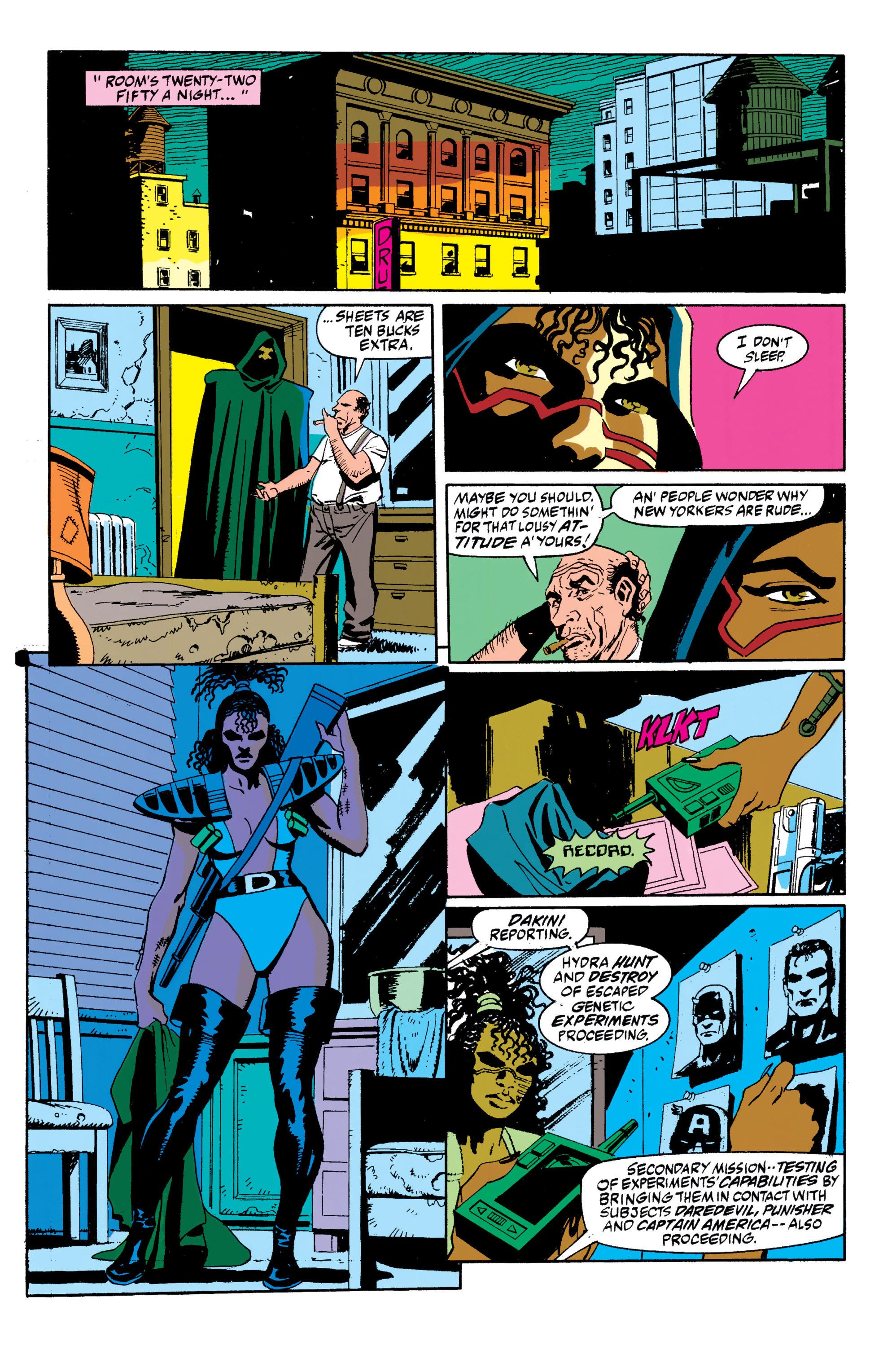 Read online Captain America (1968) comic -  Issue # _Annual 10 - 11