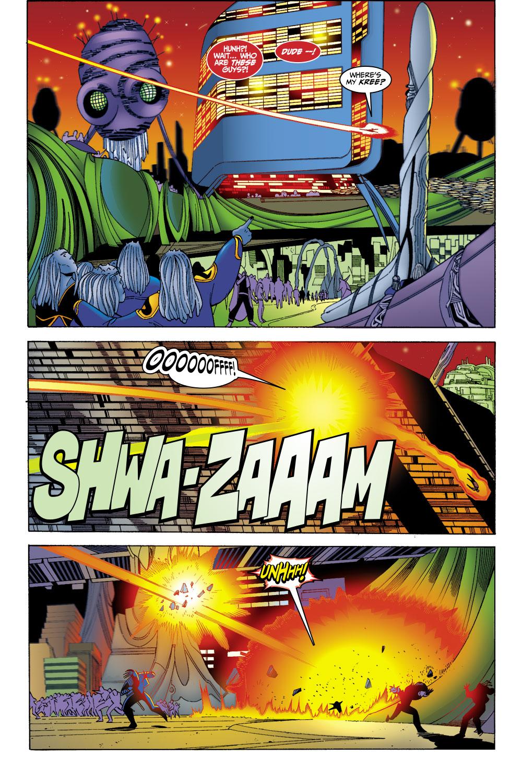 Captain Marvel (1999) Issue #22 #23 - English 21
