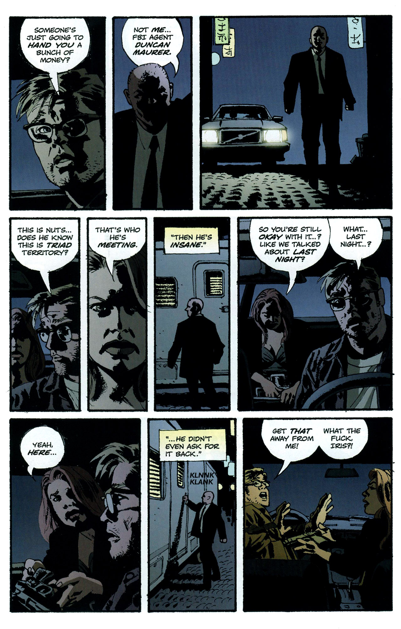 Read online Criminal (2008) comic -  Issue #5 - 20