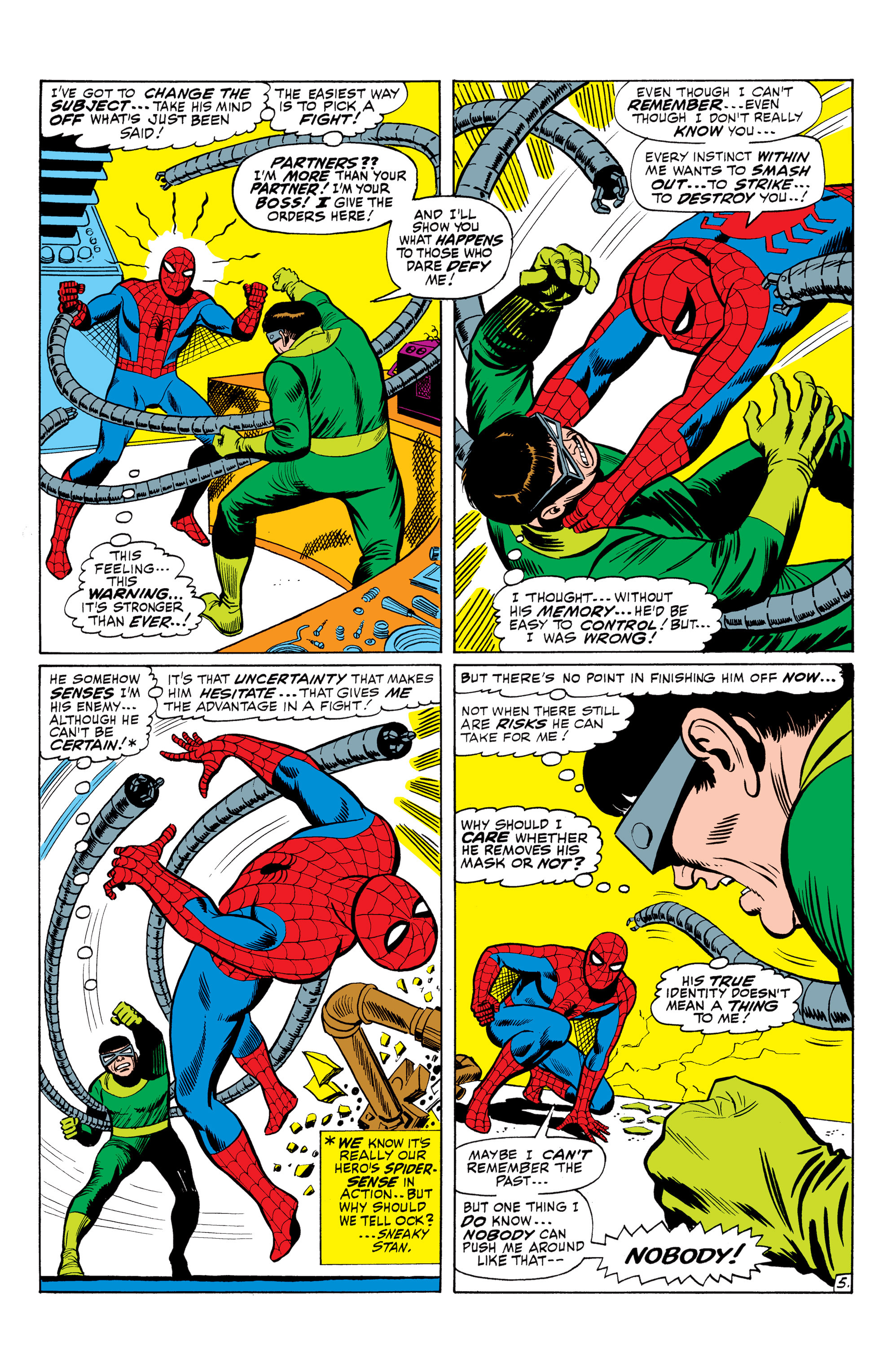 The Amazing Spider-Man (1963) 56 Page 5