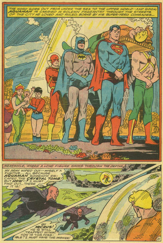 Read online Aquaman (1962) comic -  Issue #30 - 30