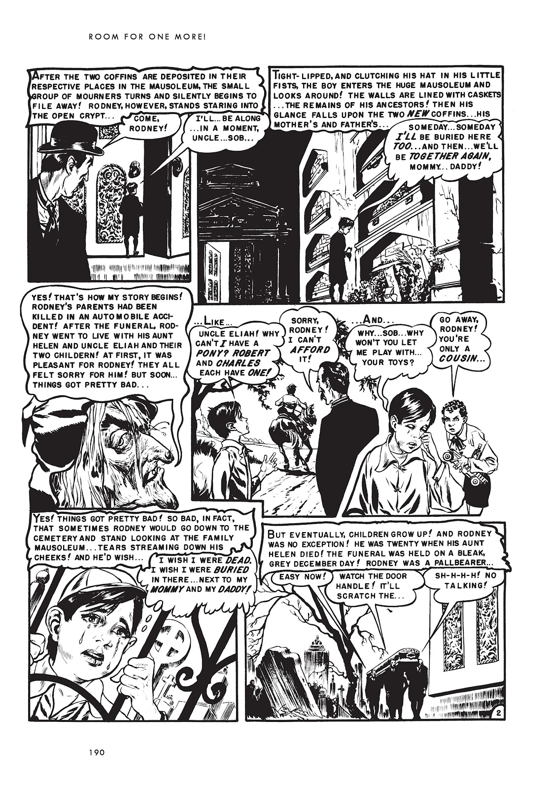 Read online Doctor of Horror and Other Stories comic -  Issue # TPB (Part 2) - 106