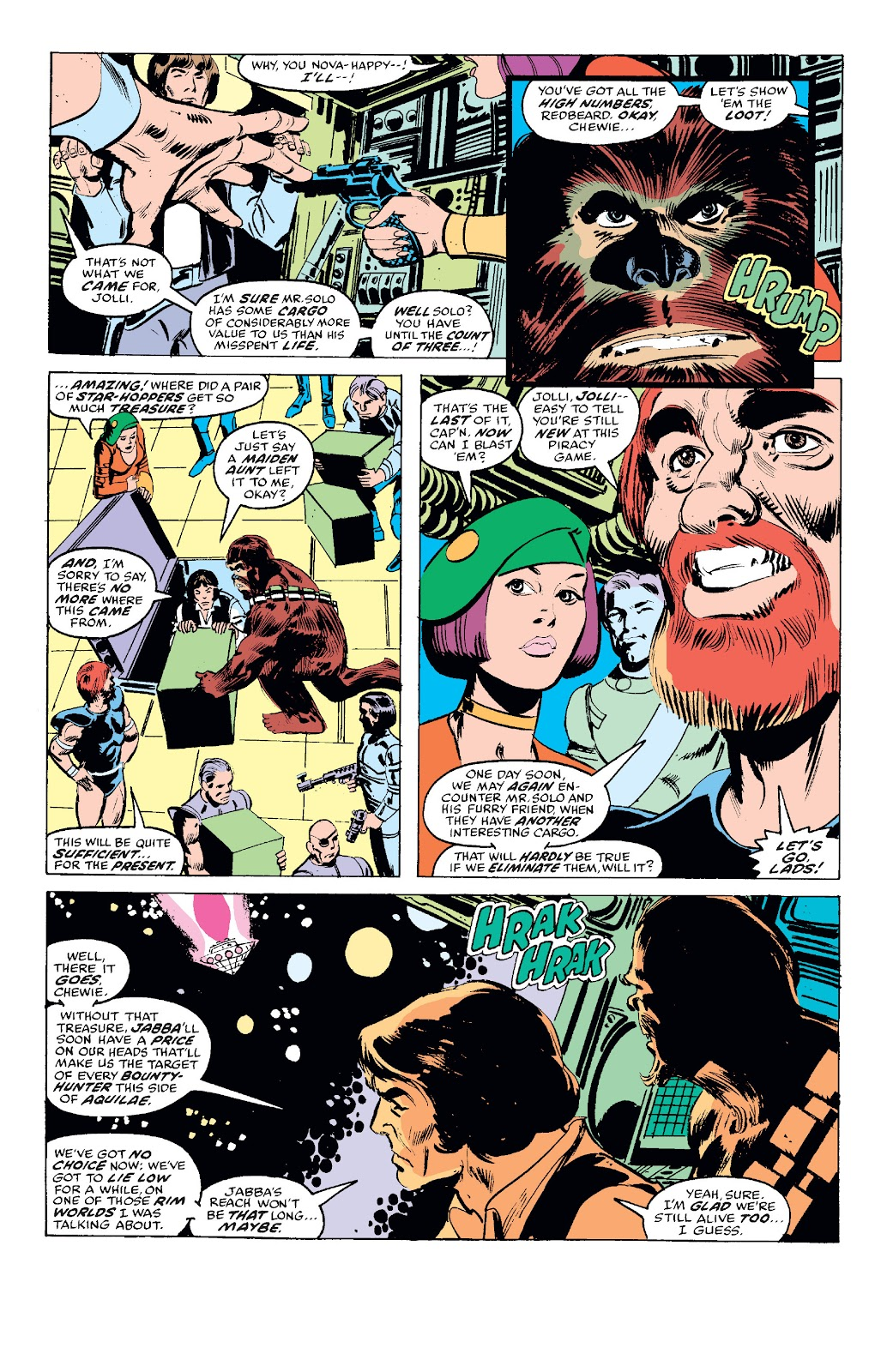 Read online Star Wars Legends: The Original Marvel Years - Epic Collection comic -  Issue # TPB 1 (Part 2) - 23