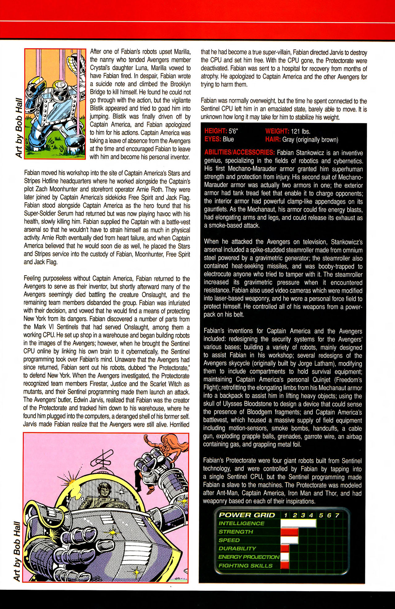Read online All-New Official Handbook of the Marvel Universe A to Z comic -  Issue #10 - 53