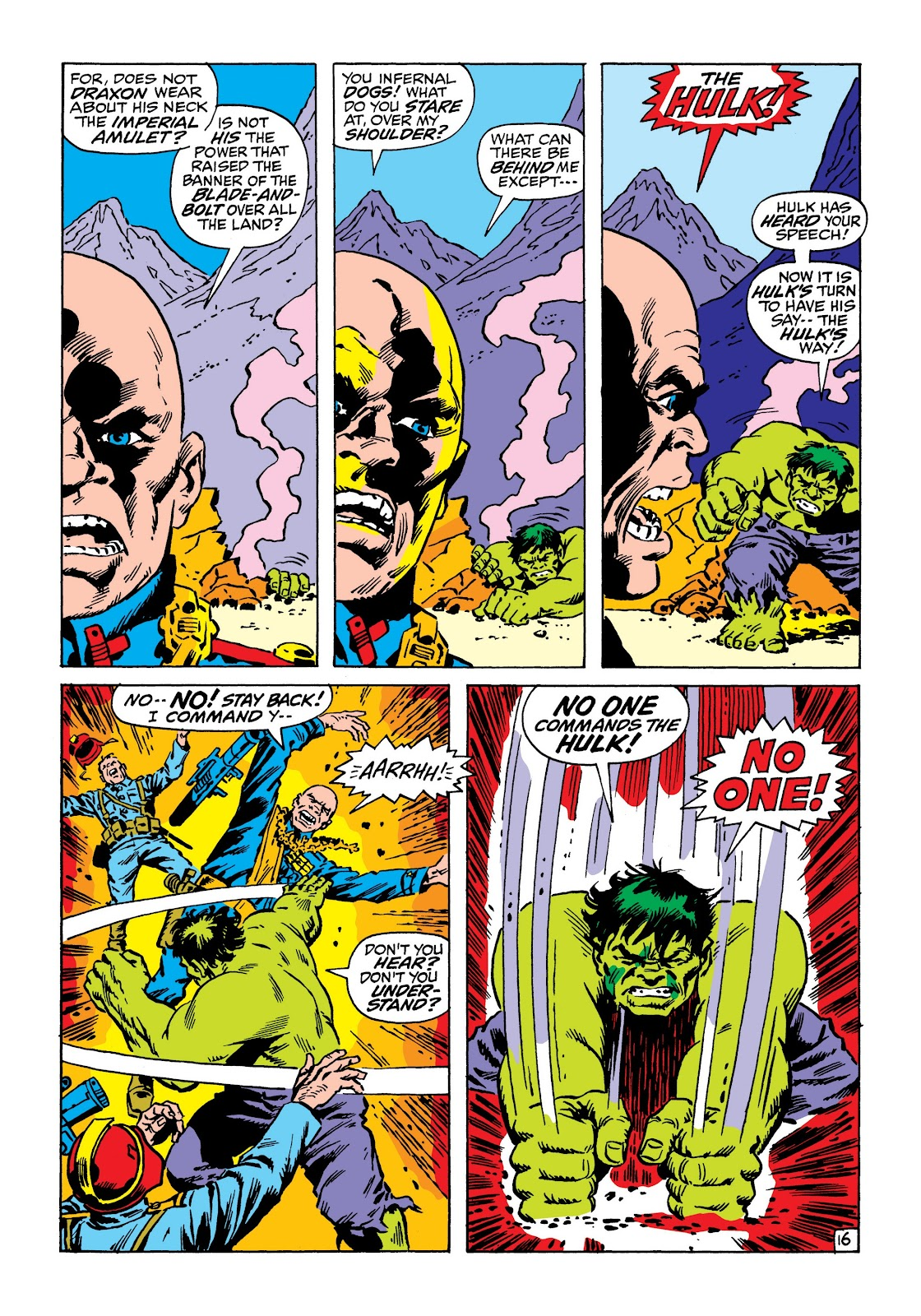 Read online Marvel Masterworks: The Incredible Hulk comic -  Issue # TPB 6 (Part 3) - 49
