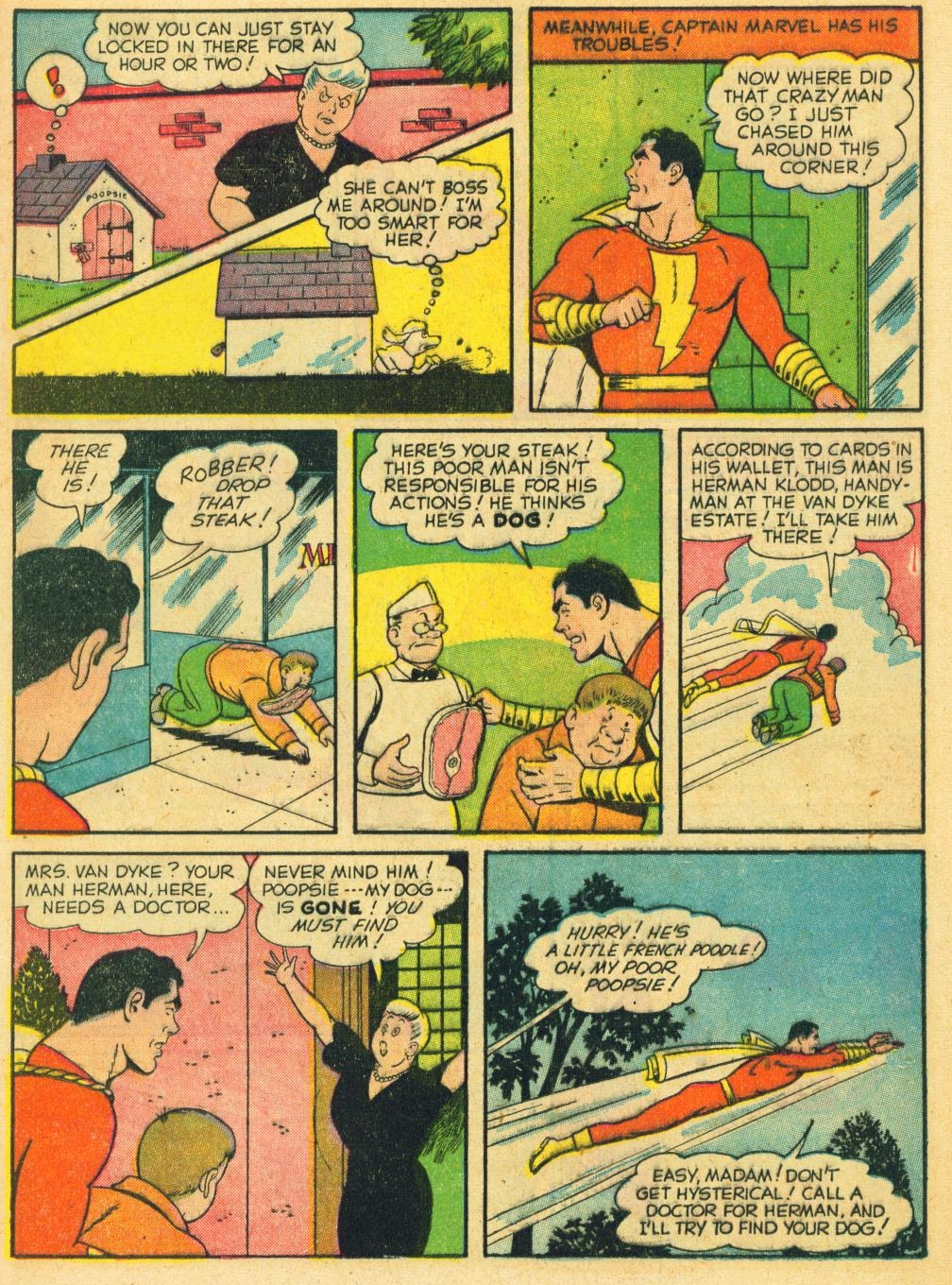 Captain Marvel Adventures issue 133 - Page 21