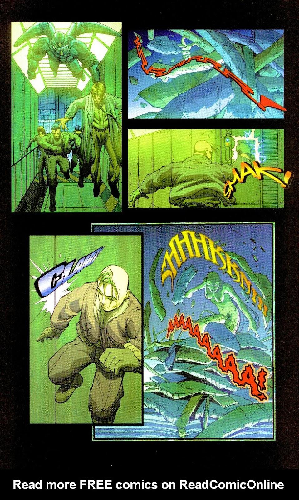 Darkminds (1998) Issue #8 #9 - English 17