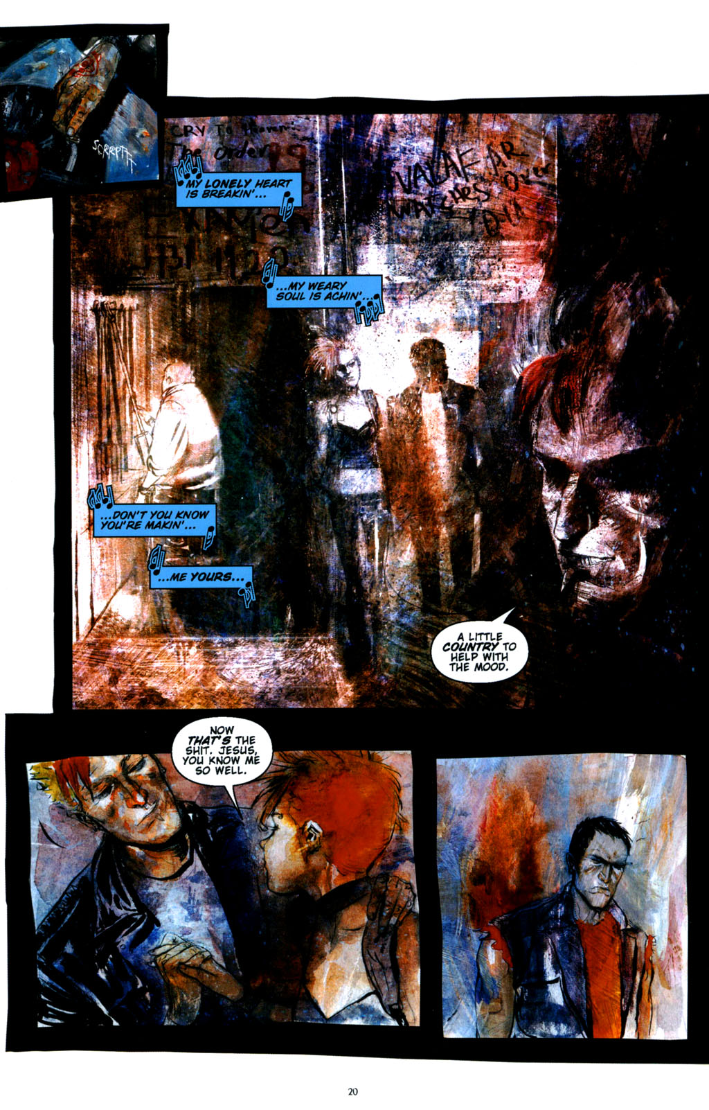 Read online Silent Hill: Dying Inside comic -  Issue #3 - 18