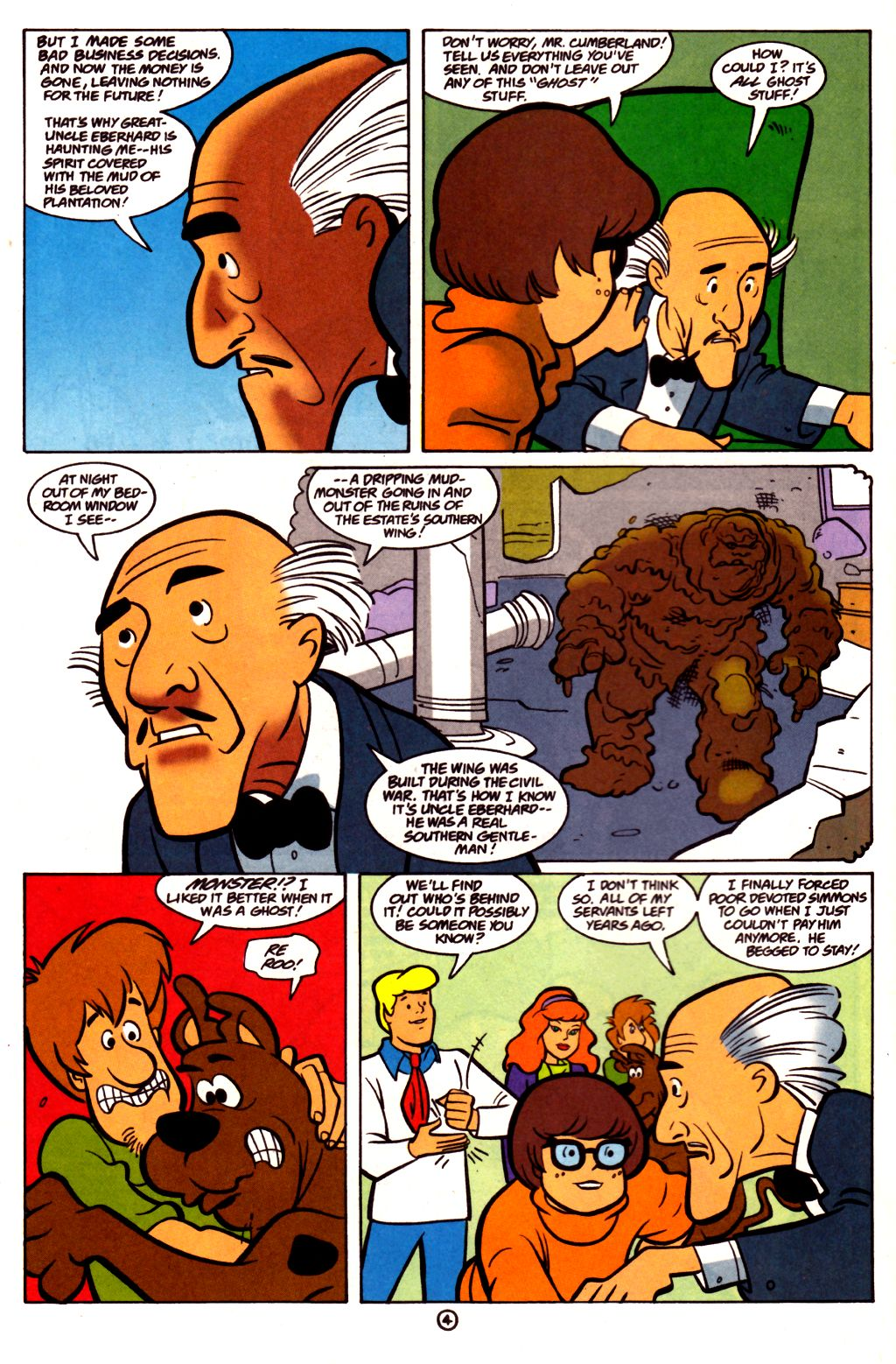 Read online Scooby-Doo (1997) comic -  Issue #21 - 5
