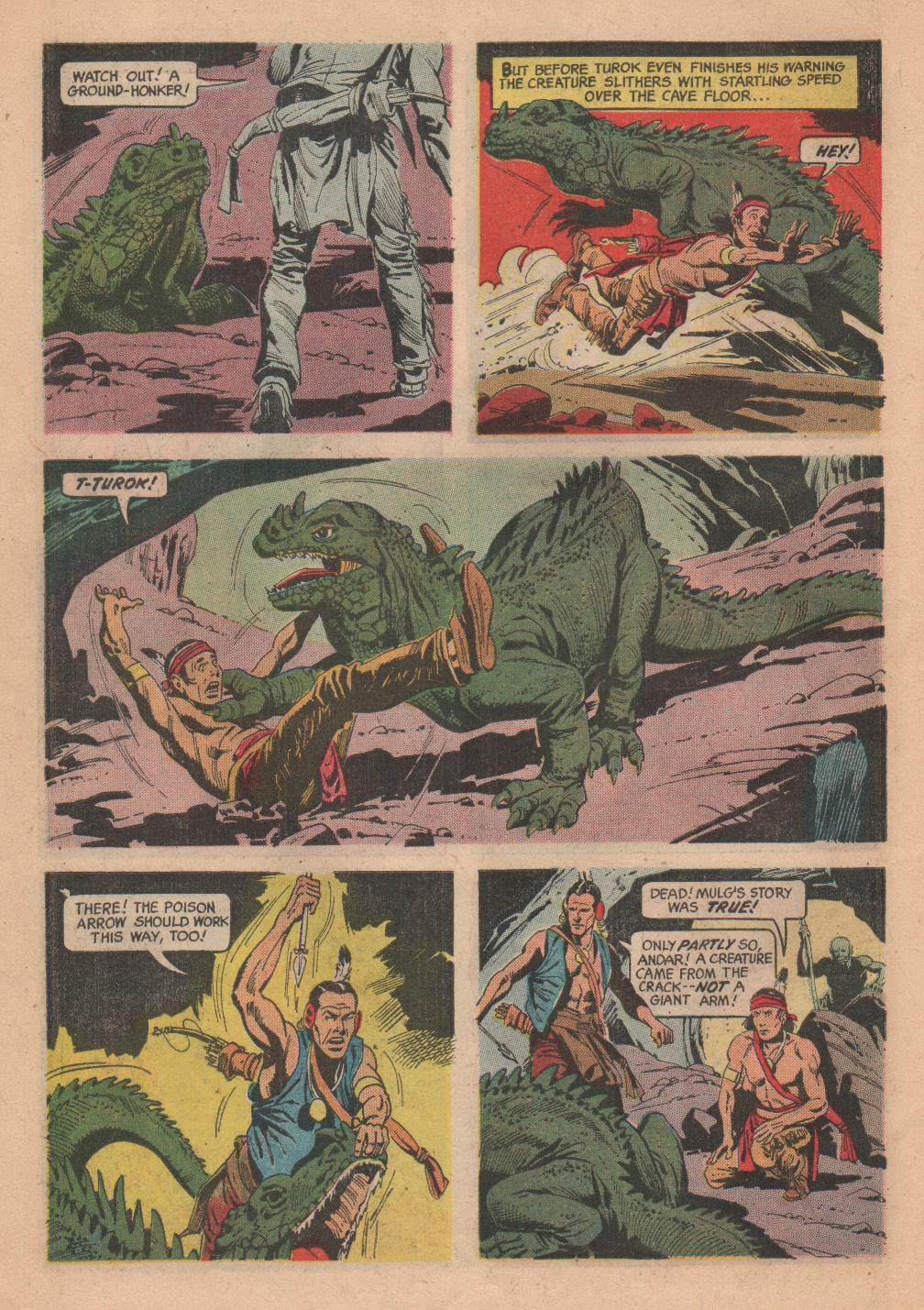 Read online Turok, Son of Stone comic -  Issue #55 - 9