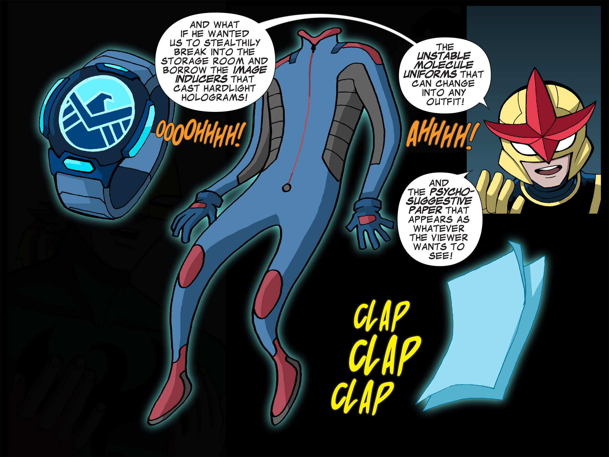 Read online Ultimate Spider-Man (Infinite Comics) (2015) comic -  Issue #21 - 28