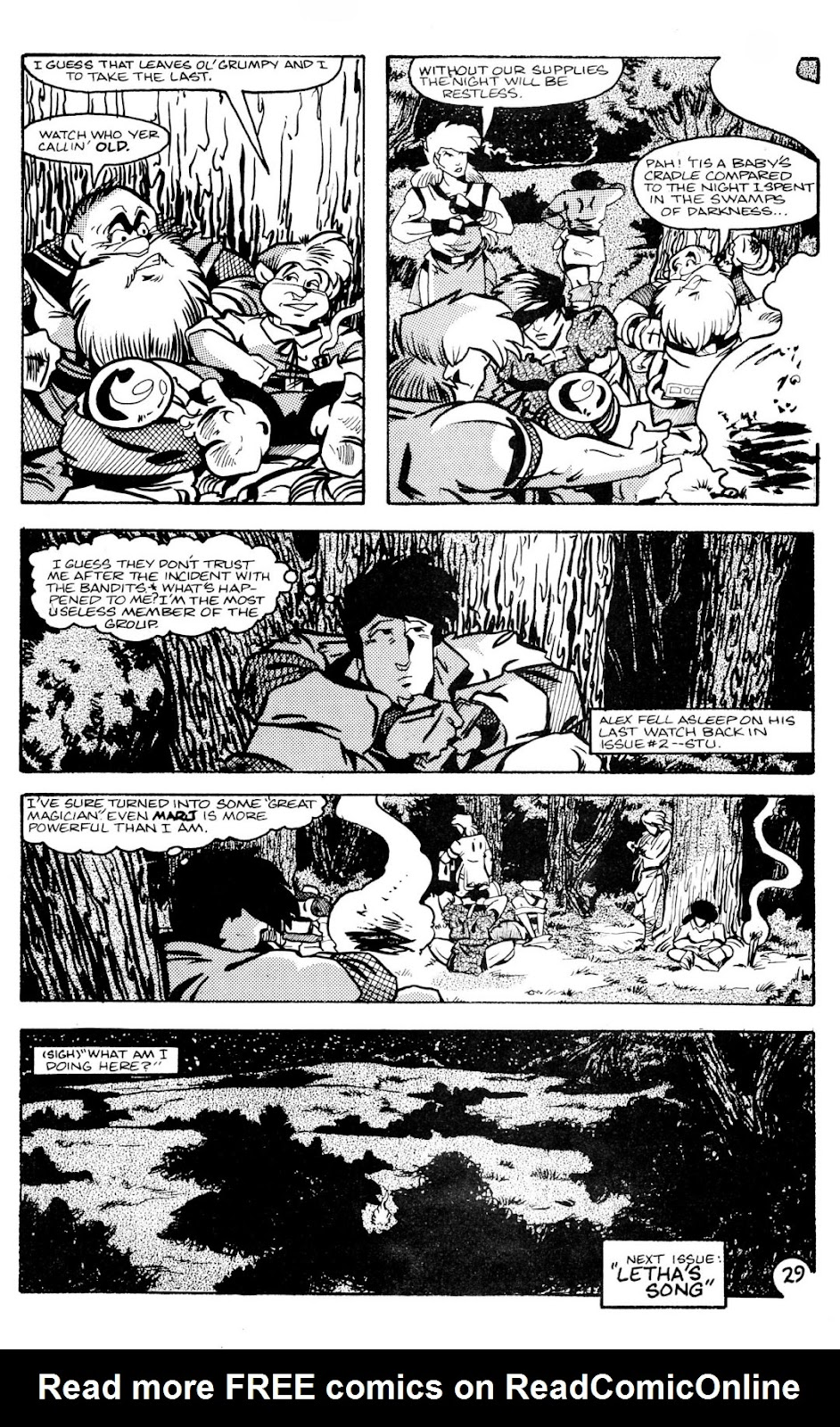 The Realm (1986) issue 8 - Page 31