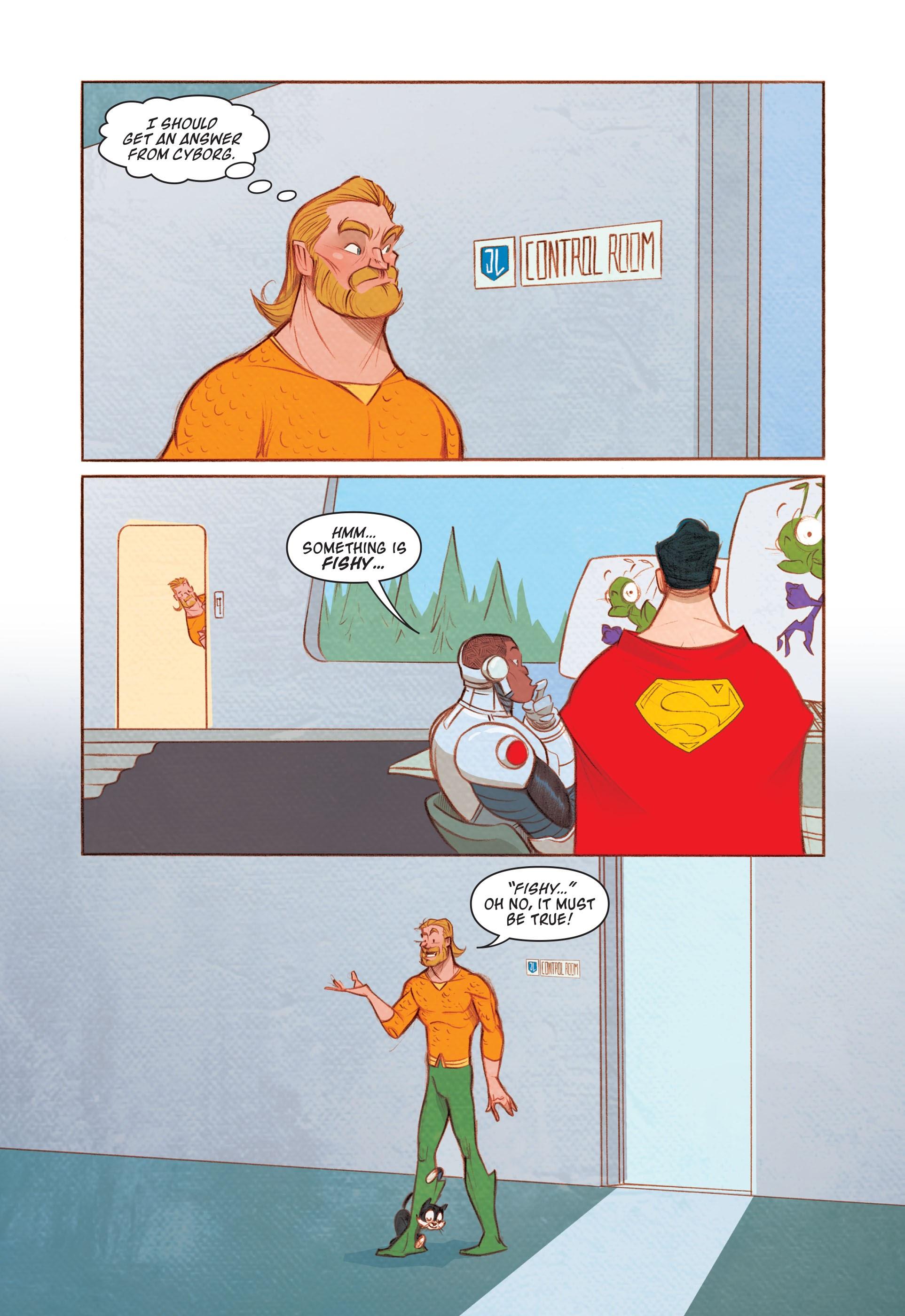 Dear Justice League #TPB_(Part_1) #2 - English 51