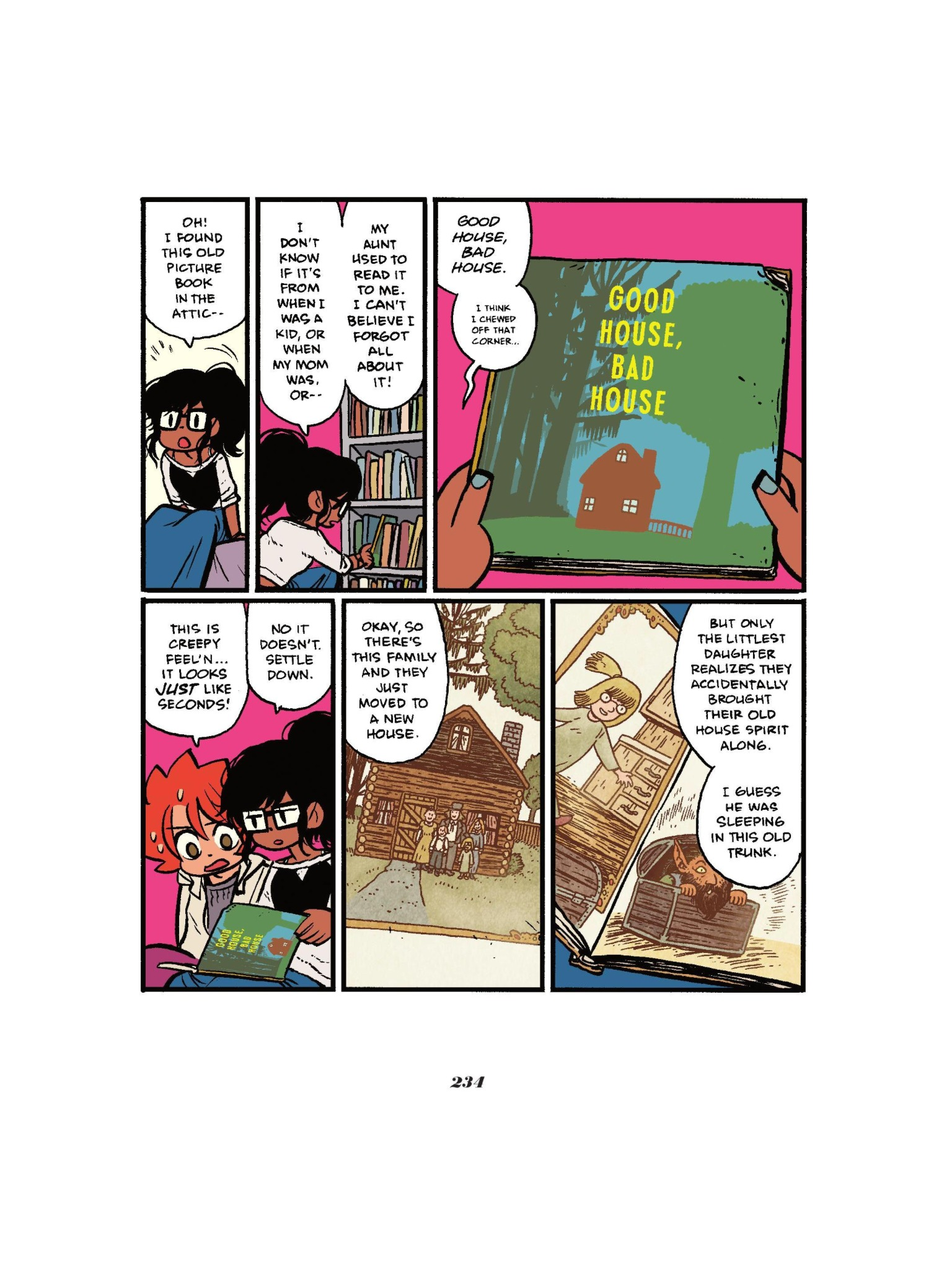 Read online Seconds comic -  Issue # Full - 234