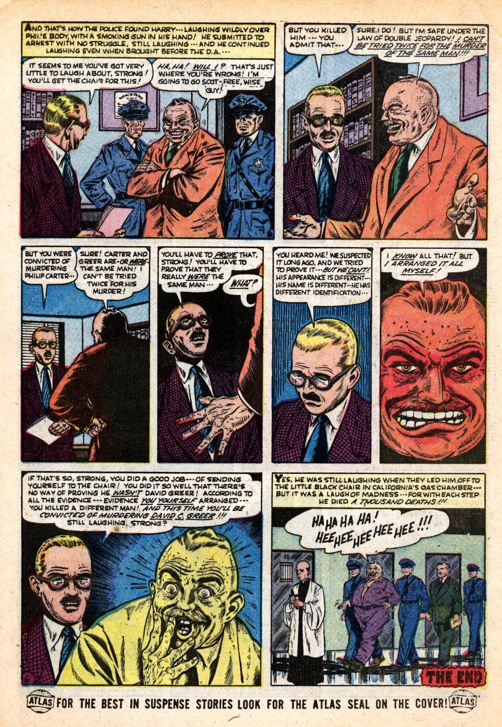 Spellbound (1952) issue 10 - Page 7