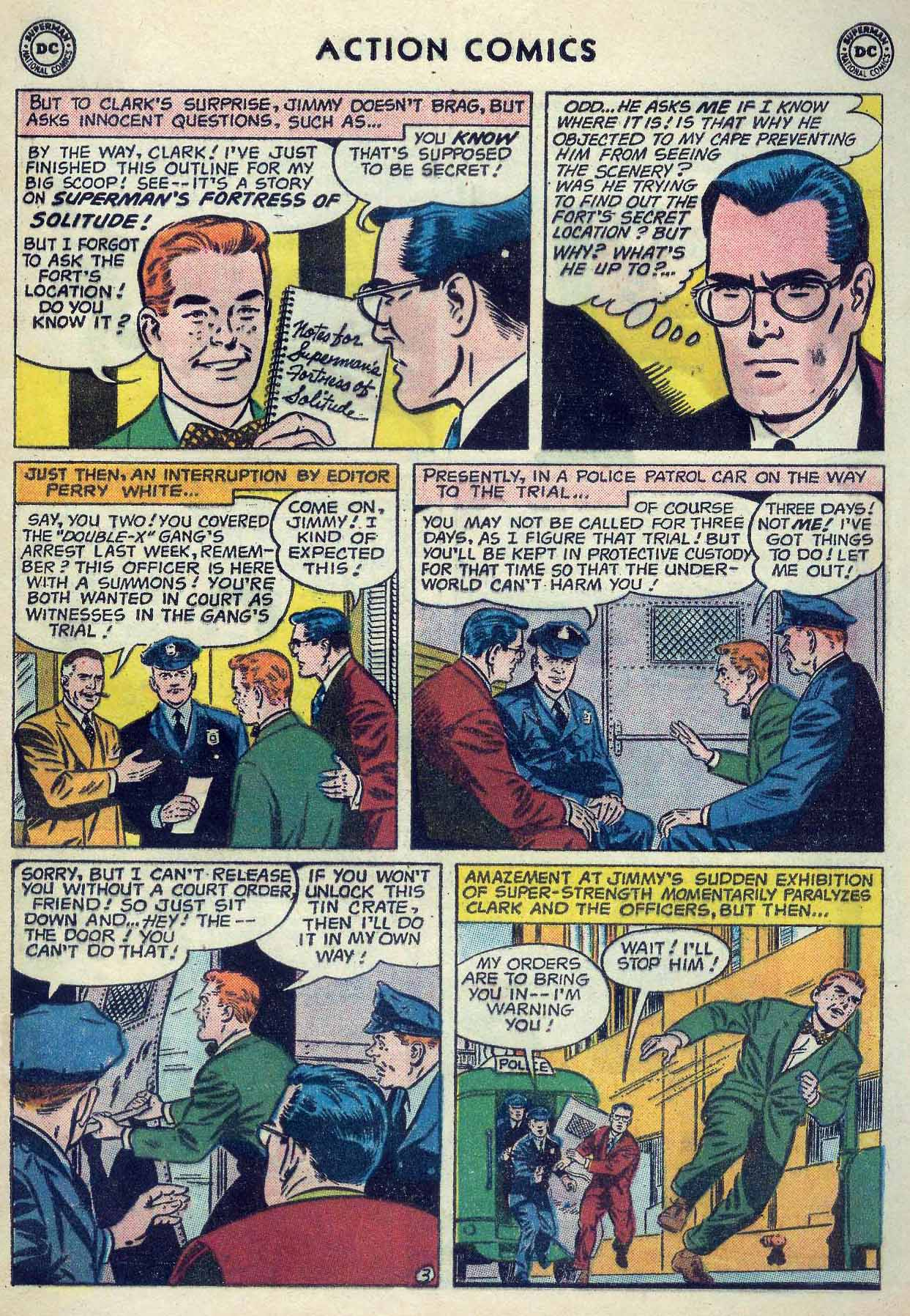 Read online Action Comics (1938) comic -  Issue #253 - 5