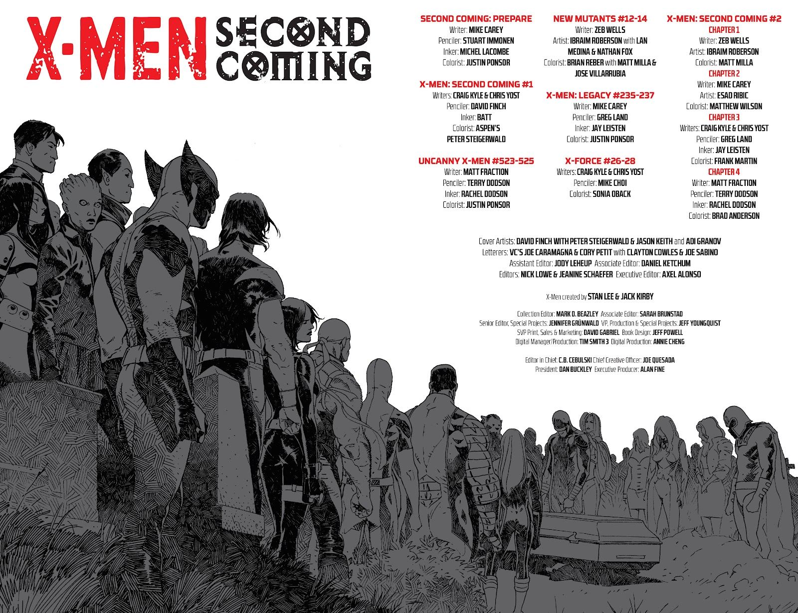 Read online X-Men: Second Coming comic -  Issue # _TPB (Part 1) - 3