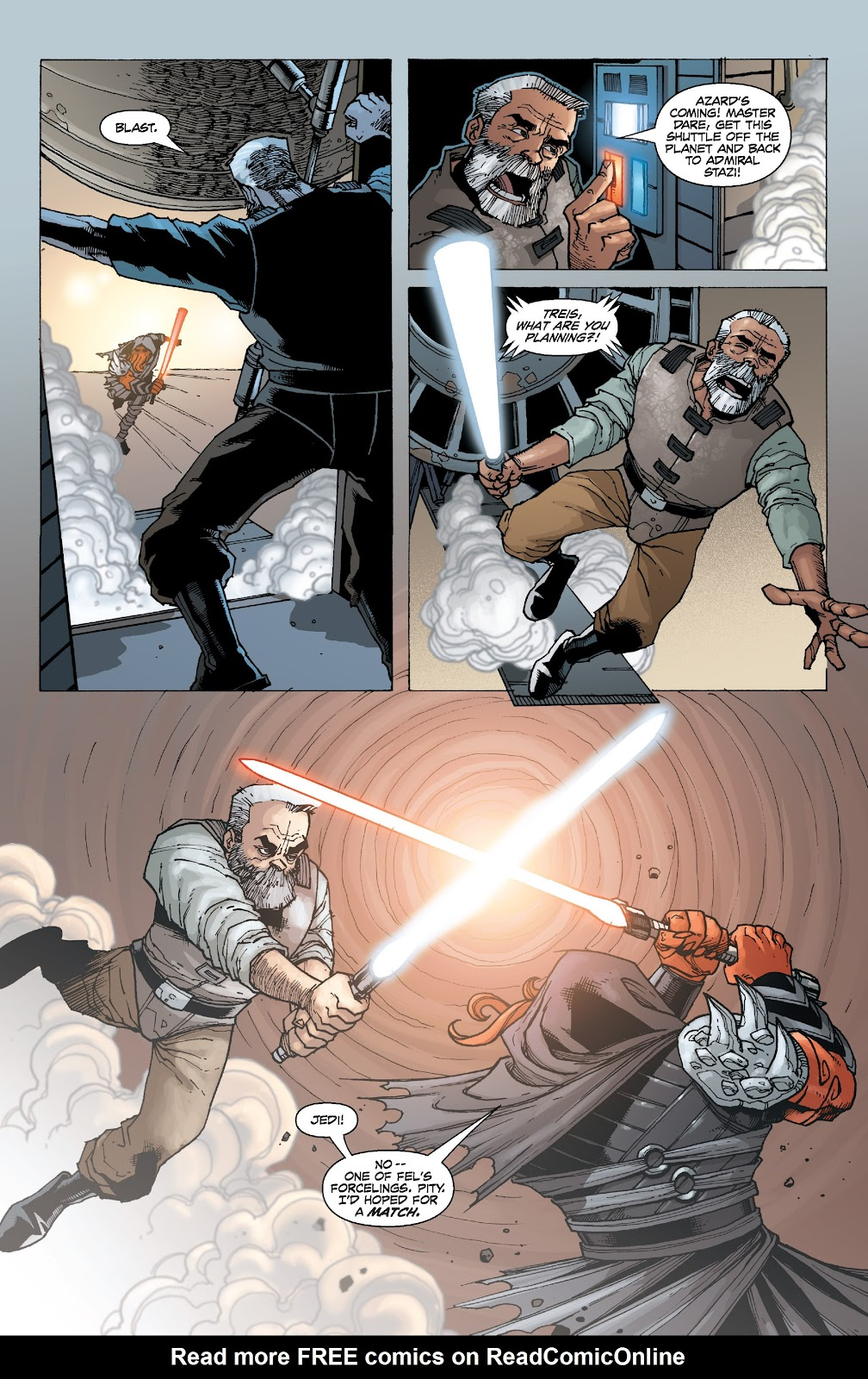 Read online Star Wars Legends: Legacy - Epic Collection comic -  Issue # TPB 2 (Part 1) - 92