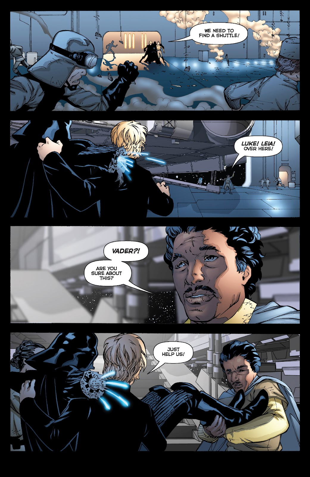 Read online Star Wars Legends: Infinities - Epic Collection comic -  Issue # TPB (Part 3) - 86