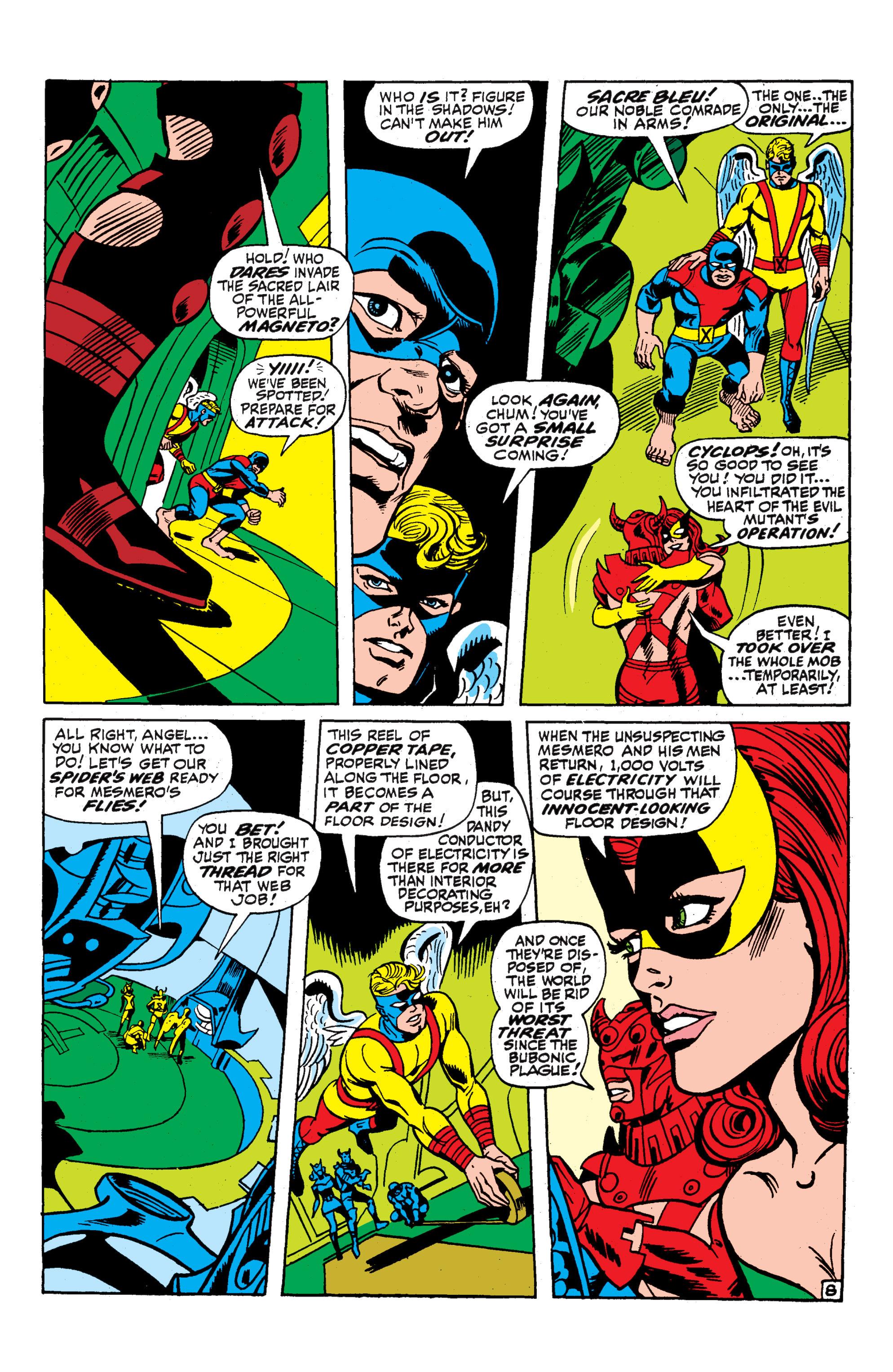 Uncanny X-Men (1963) 52 Page 8