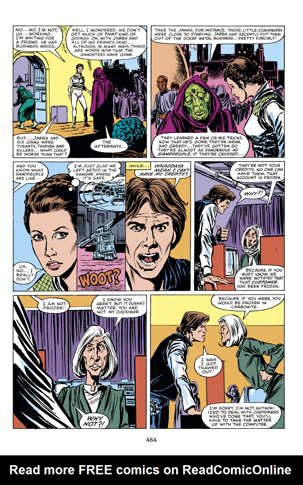 Read online Star Wars Omnibus comic -  Issue # Vol. 18.5 - 181