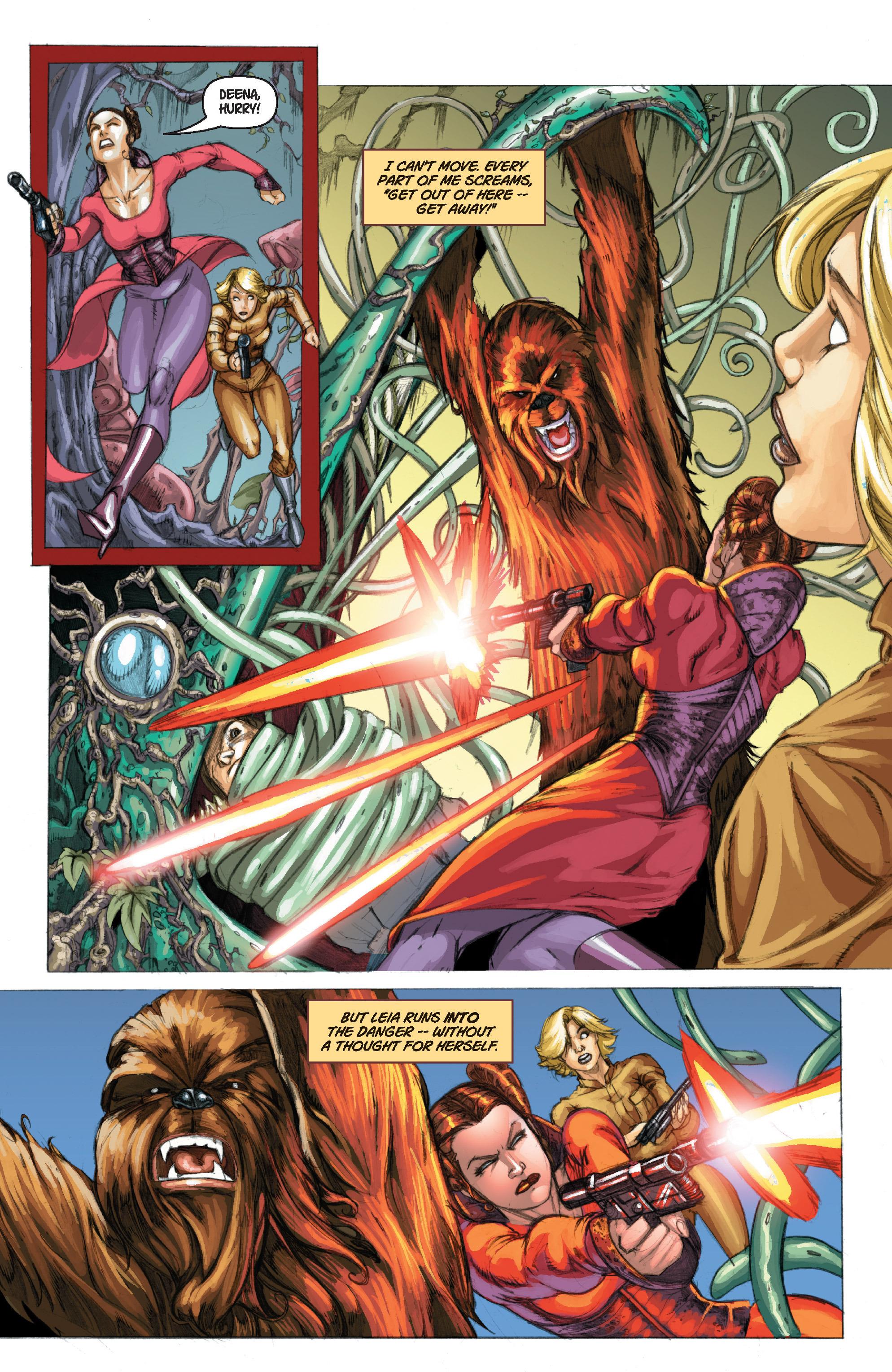 Read online Star Wars Omnibus comic -  Issue # Vol. 17 - 326