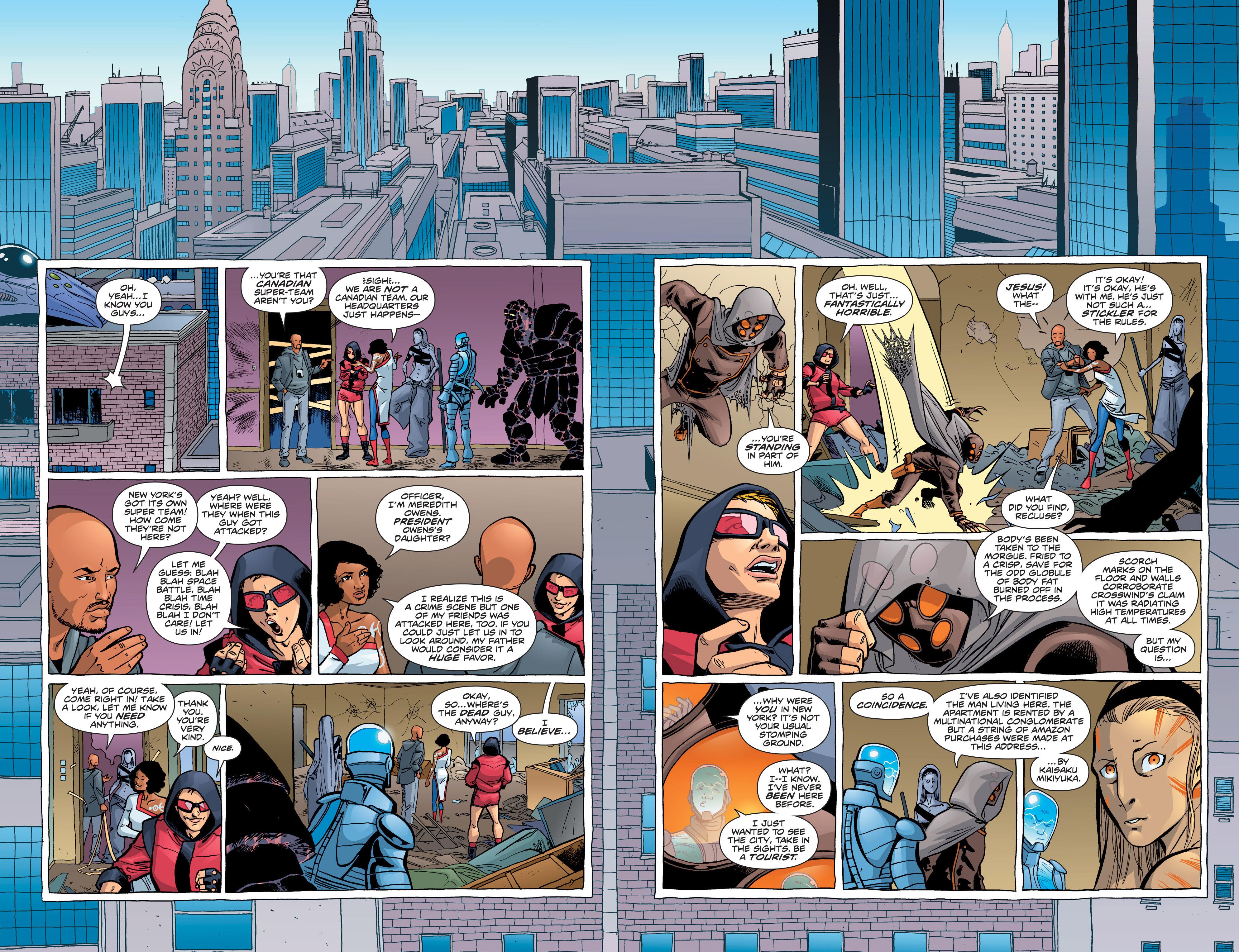 Read online Secret Identities comic -  Issue #3 - 10