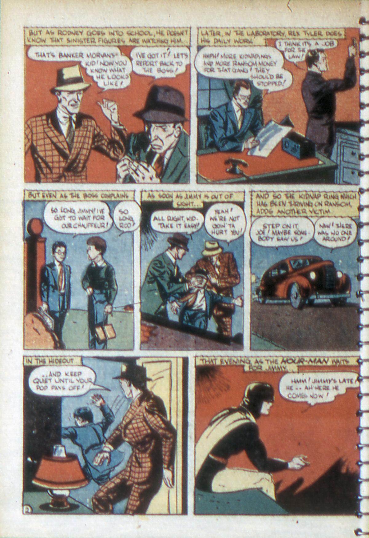 Read online Adventure Comics (1938) comic -  Issue #54 - 5