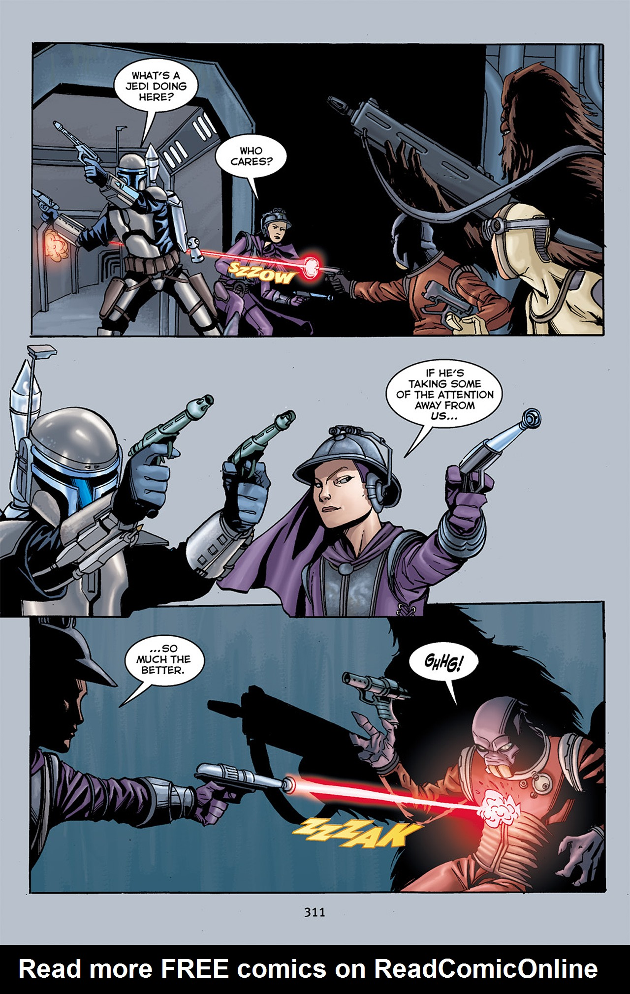 Read online Star Wars Omnibus comic -  Issue # Vol. 10 - 306