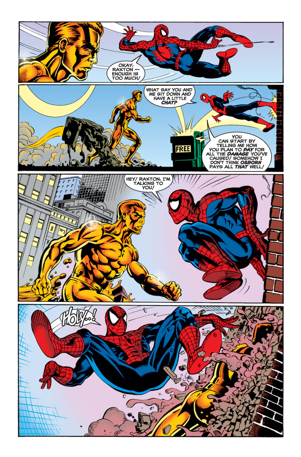 The Amazing Spider-Man (1963) 440 Page 3