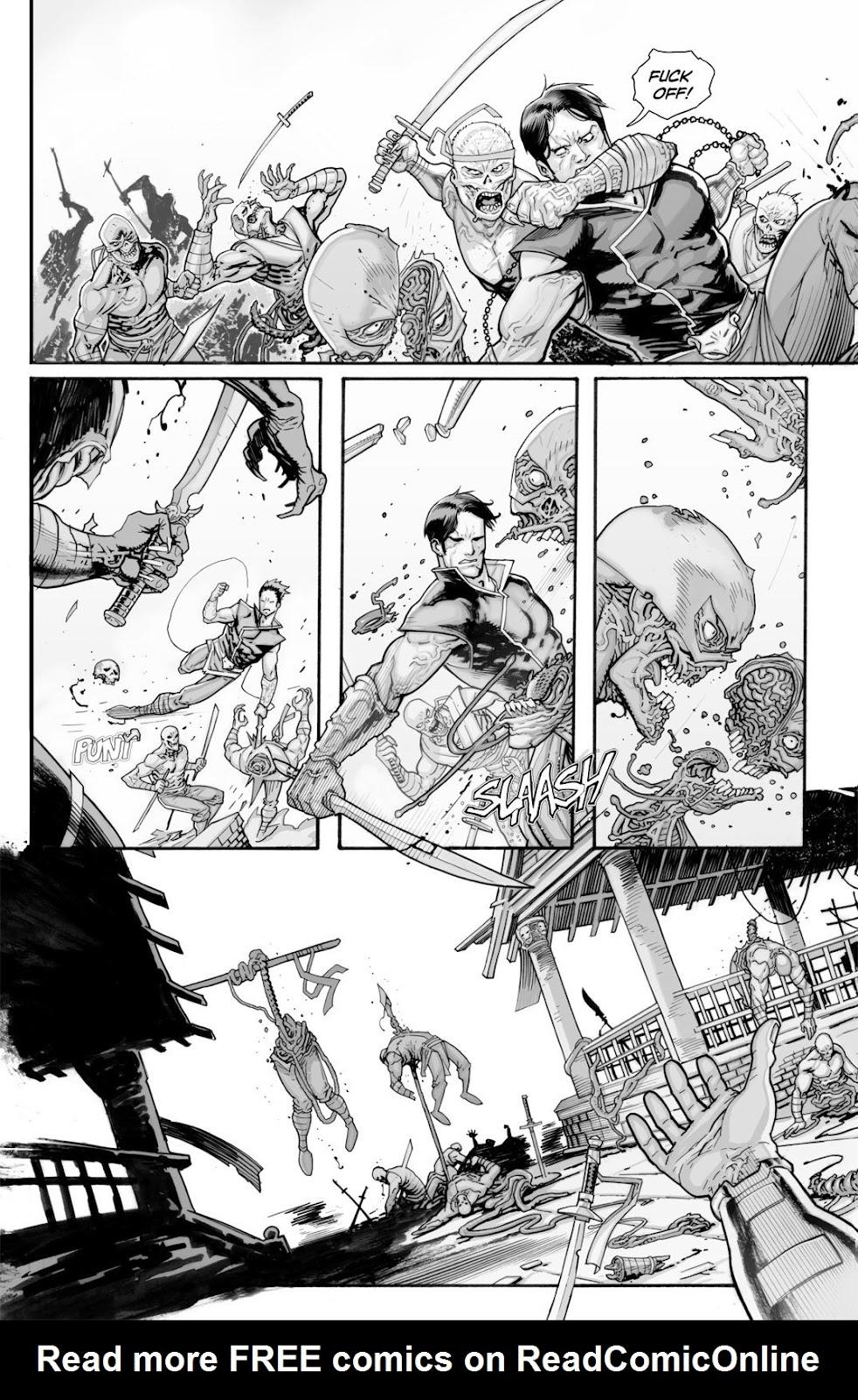 Read online Reaper comic -  Issue #2 - 21