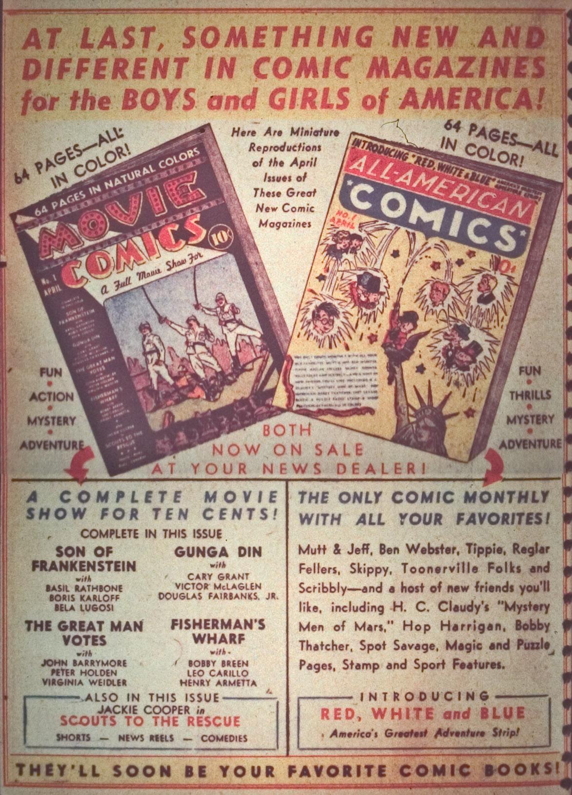 Read online Detective Comics (1937) comic -  Issue #26 - 66
