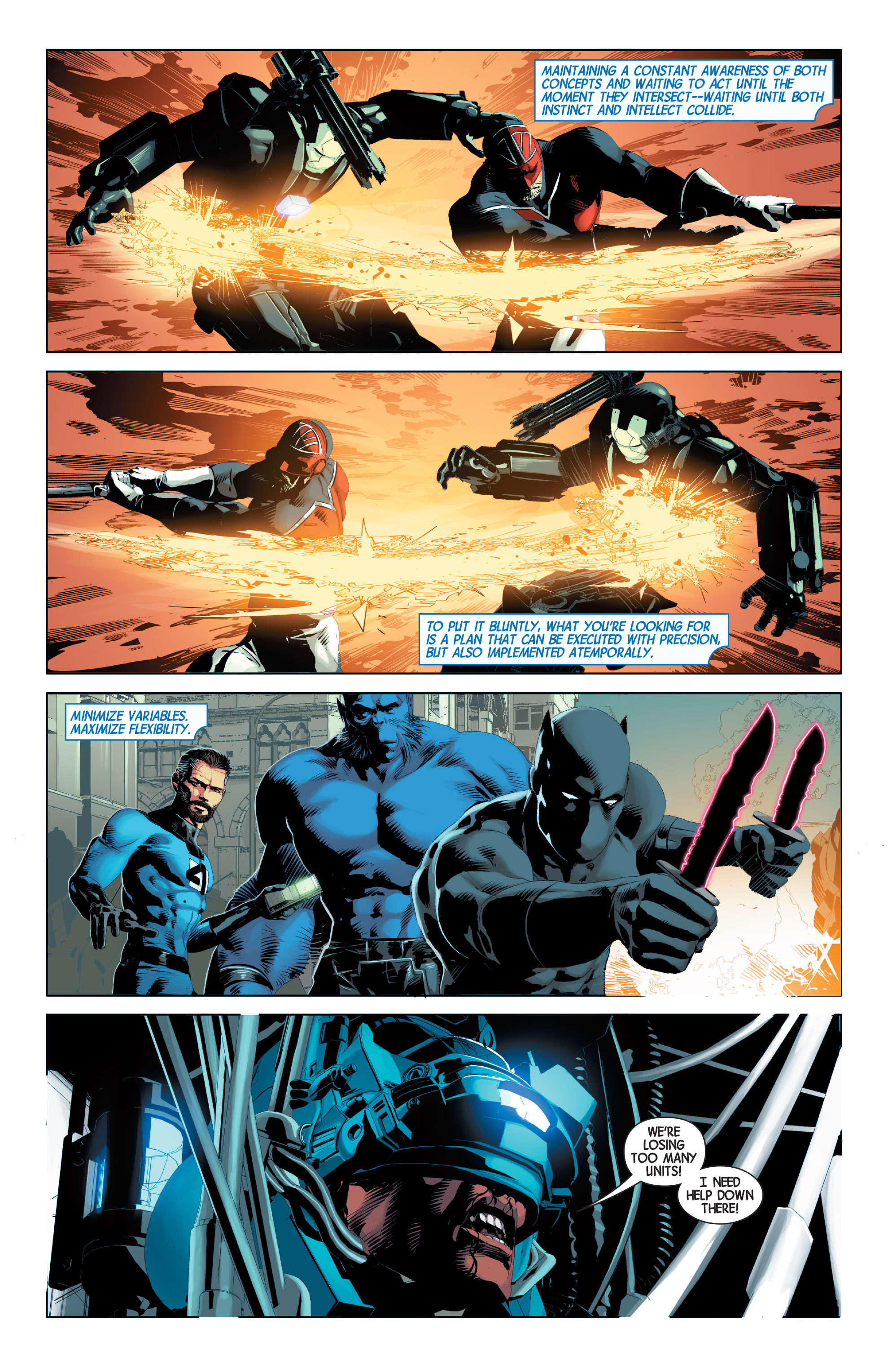 Read online Avengers (2013) comic -  Issue #39 - 17