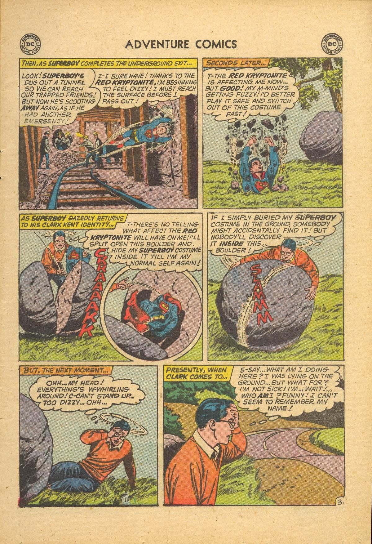 Read online Adventure Comics (1938) comic -  Issue #284 - 5