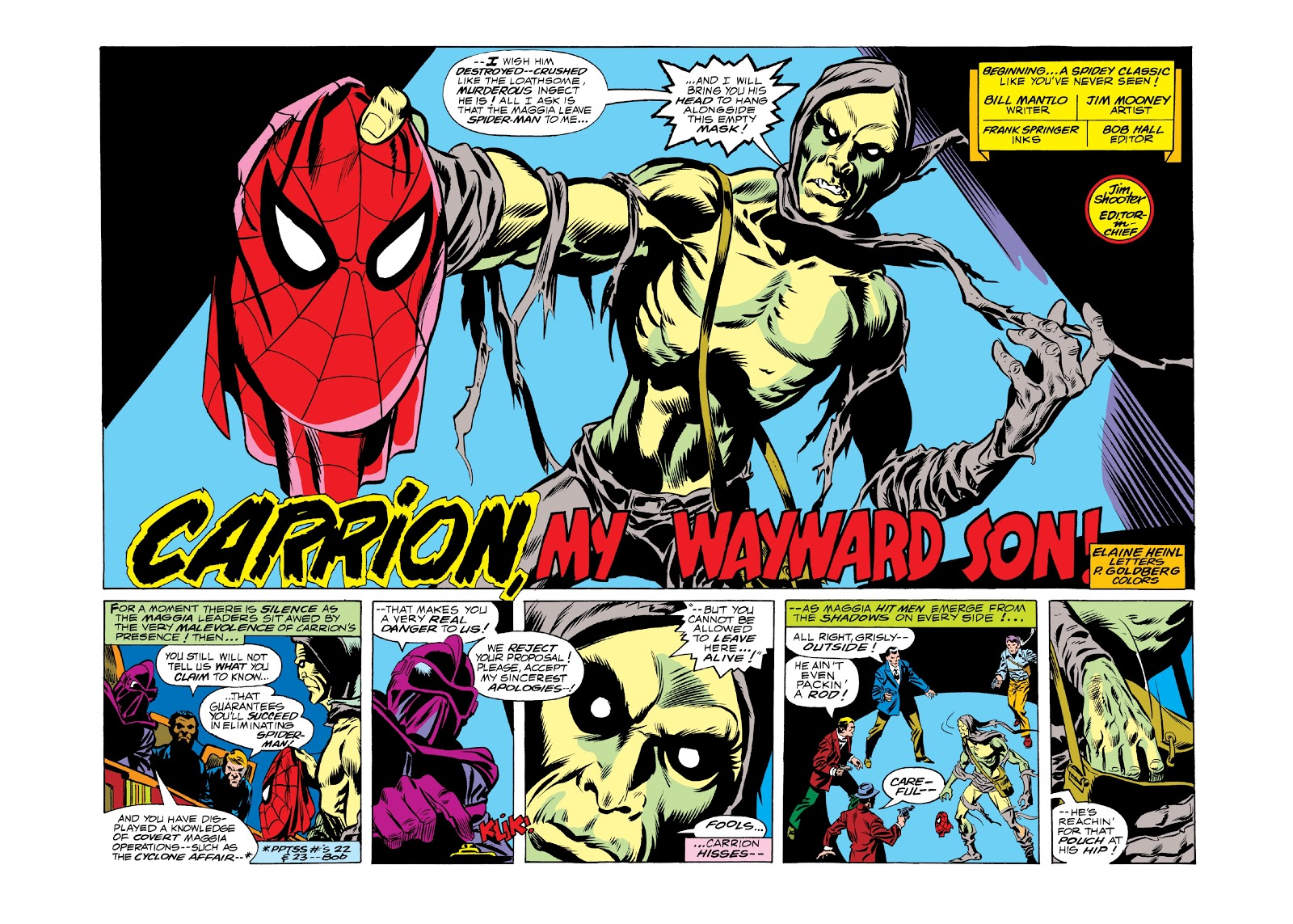 Read online Marvel Masterworks: The Spectacular Spider-Man comic -  Issue # TPB 2 (Part 2) - 74