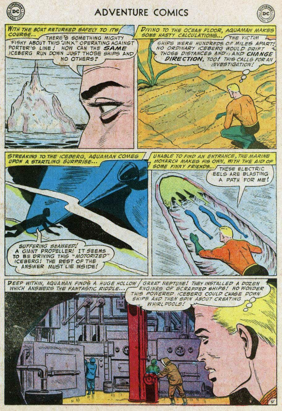 Read online Adventure Comics (1938) comic -  Issue #236 - 20