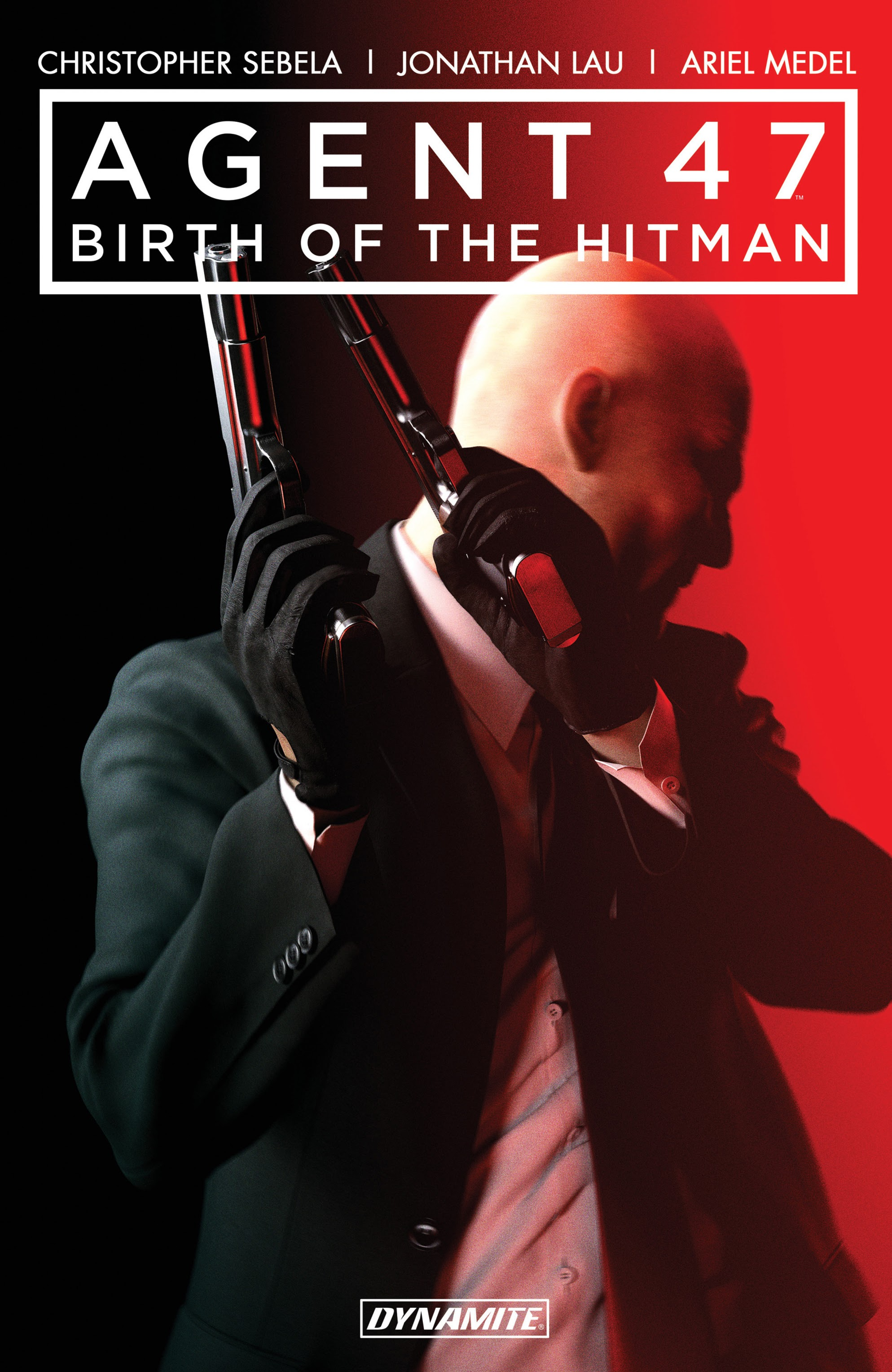 Agent 47 Birth Of The Hitman Tpb 1 Part 1 Read Agent
