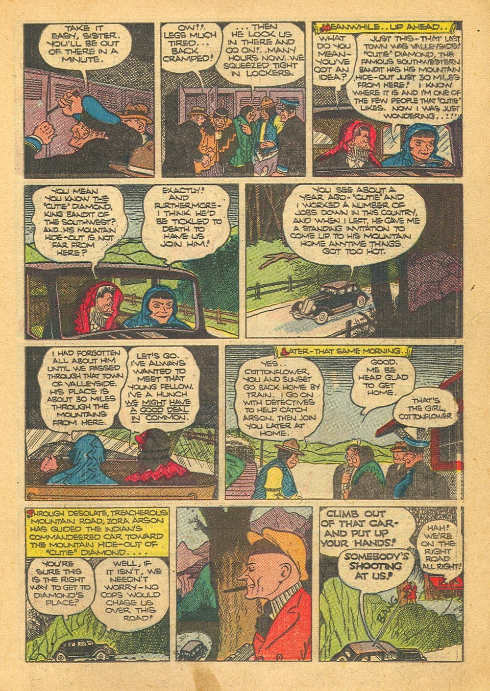 Dick Tracy Monthly issue 10 - Page 11