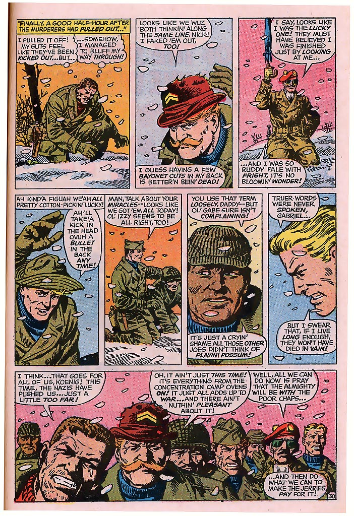 Read online Sgt. Fury comic -  Issue # _Special 4 - 37
