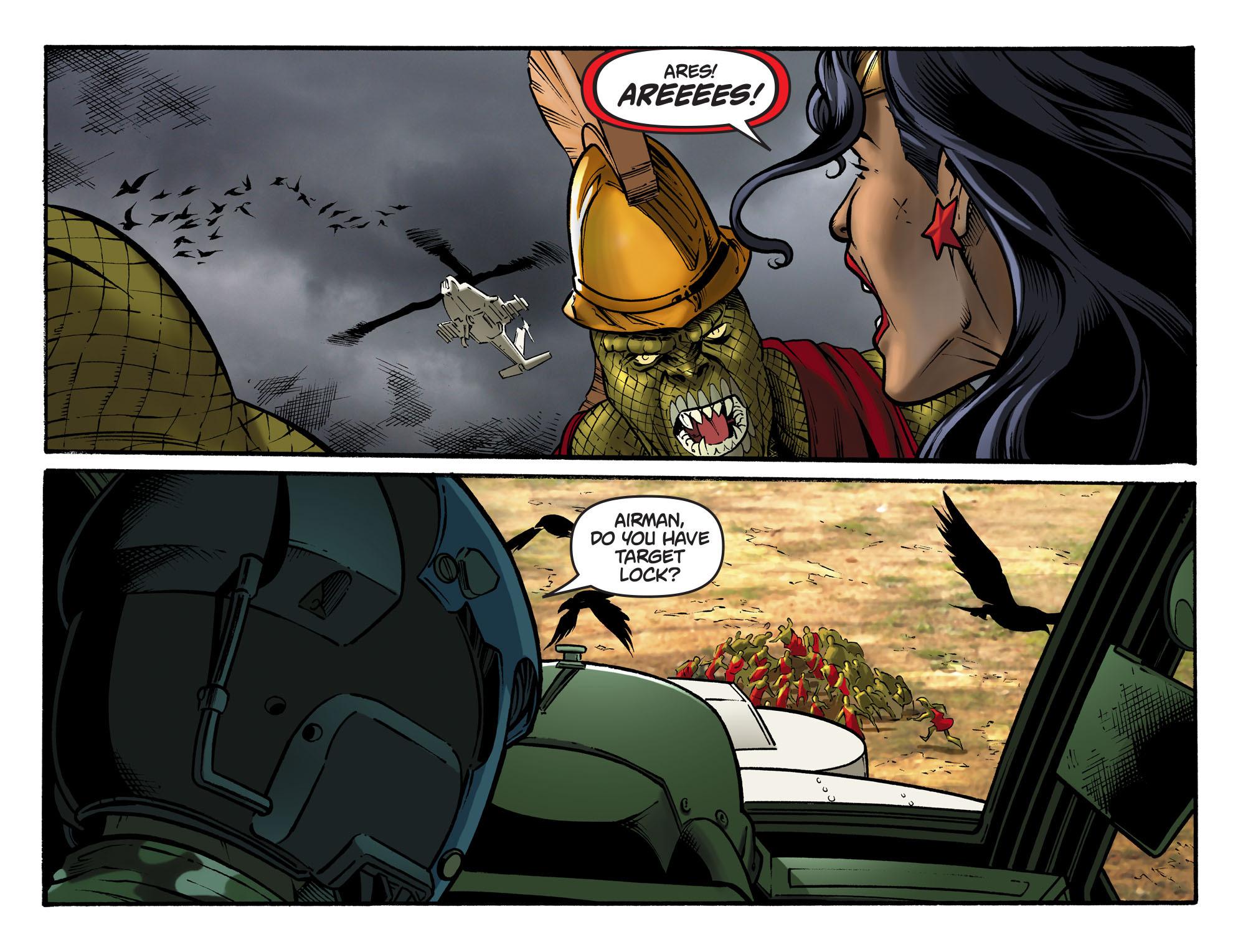 Read online Sensation Comics Featuring Wonder Woman comic -  Issue #35 - 12