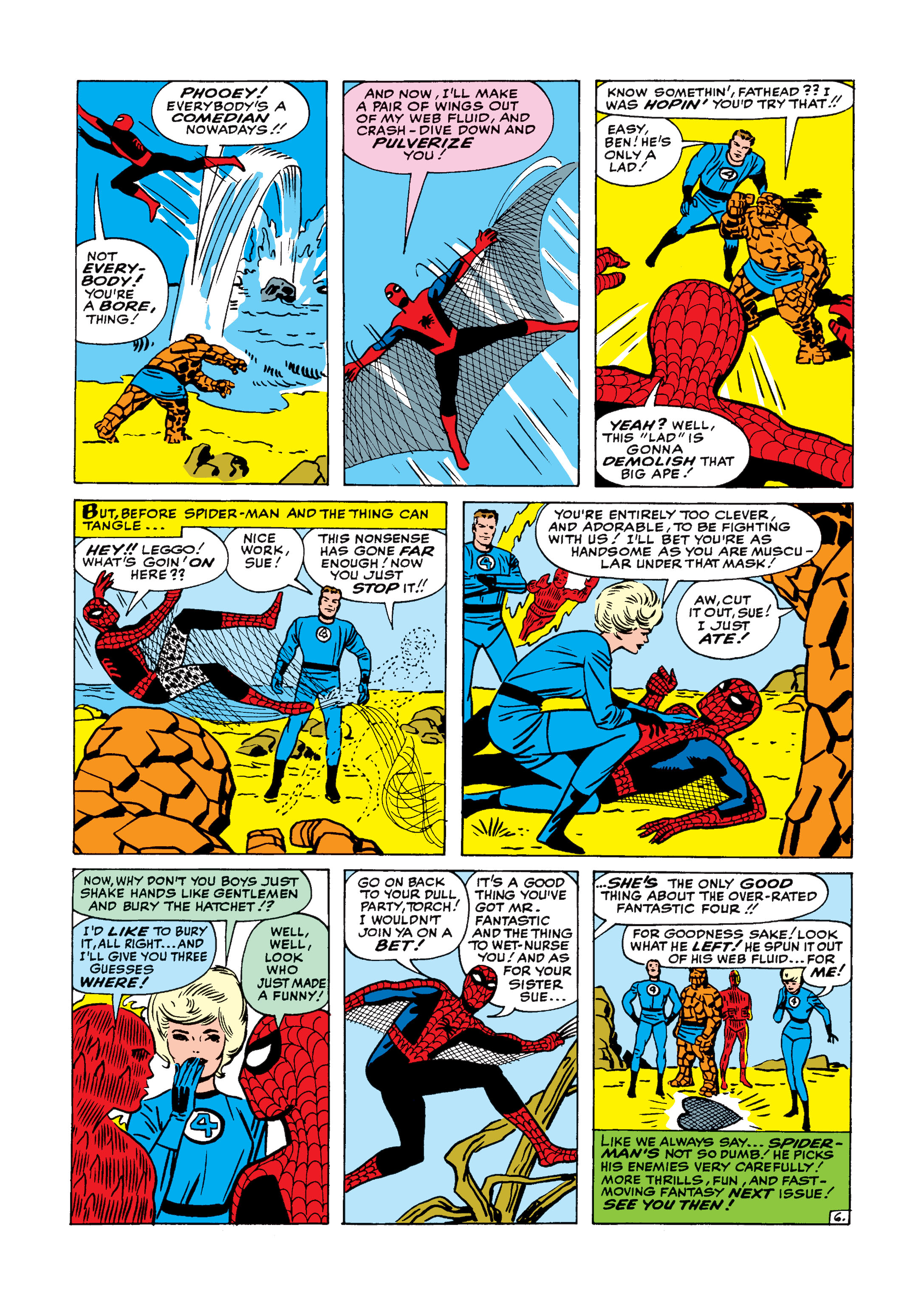 The Amazing Spider-Man (1963) 8 Page 23