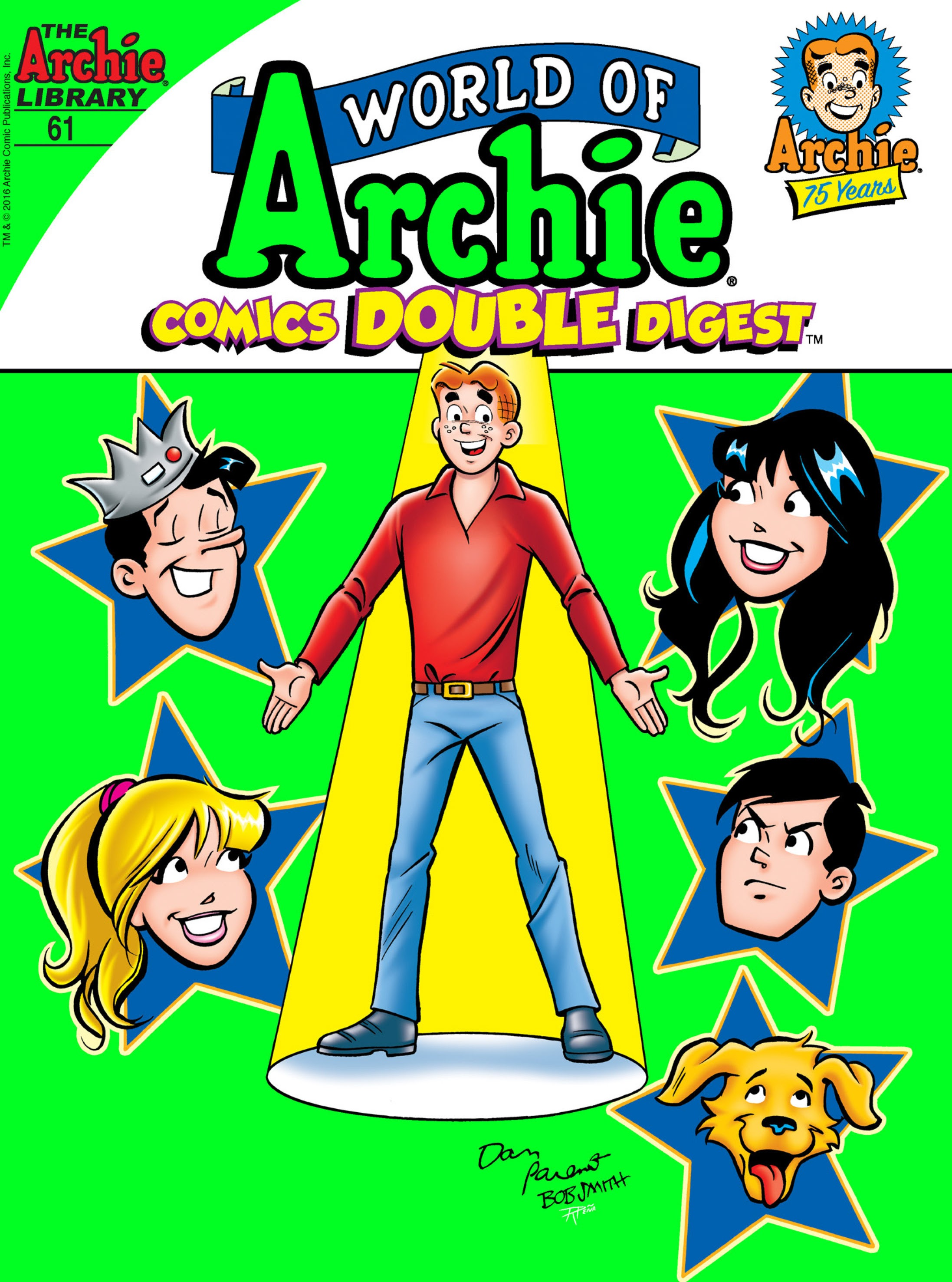 World of Archie Double Digest 61 Page 1