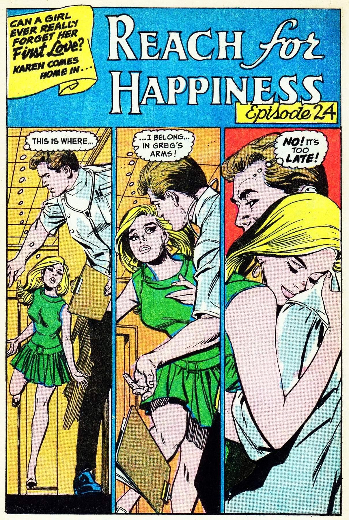 Read online Secret Hearts comic -  Issue #133 - 20