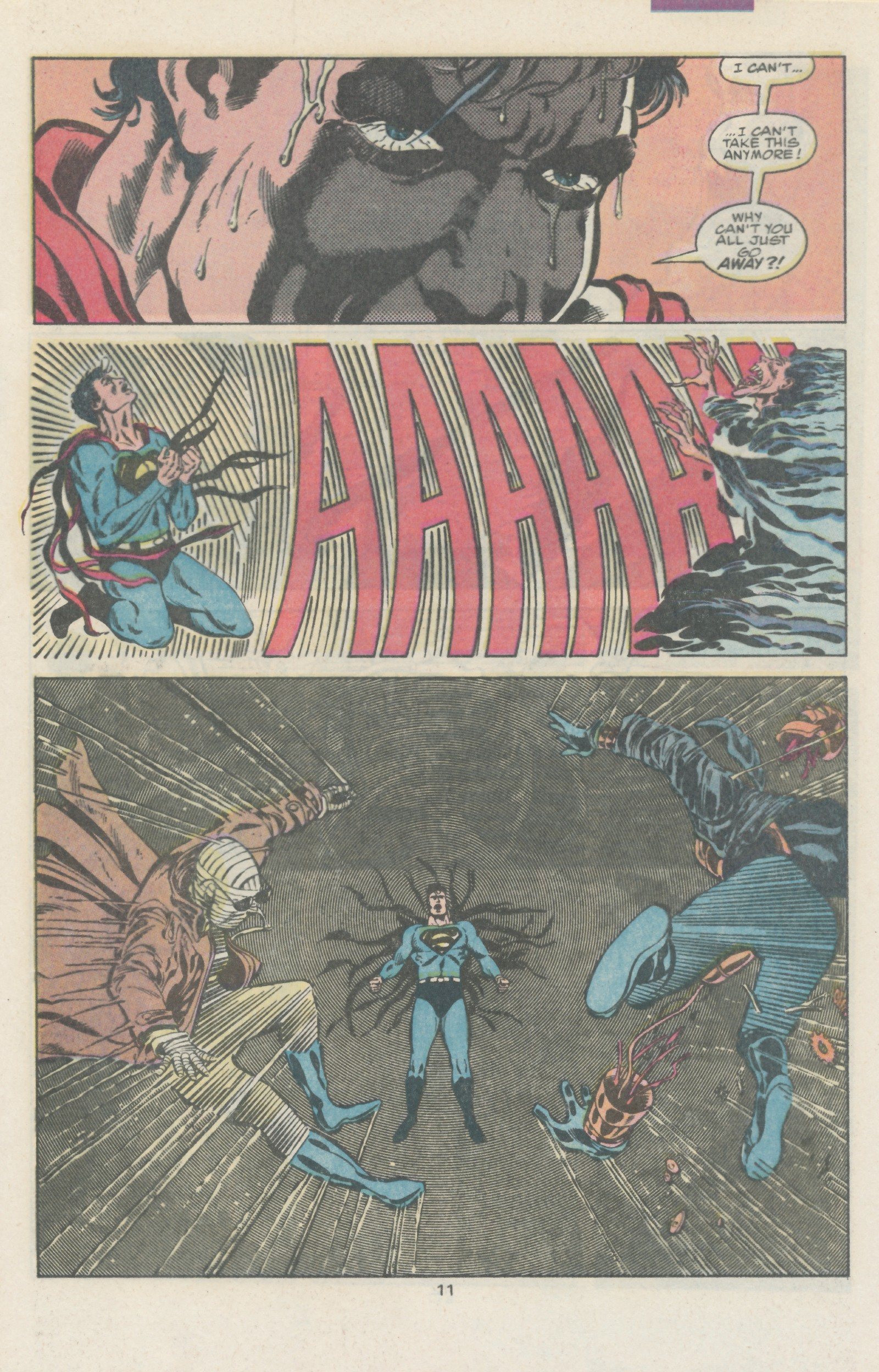 Read online Action Comics (1938) comic -  Issue #666 - 16