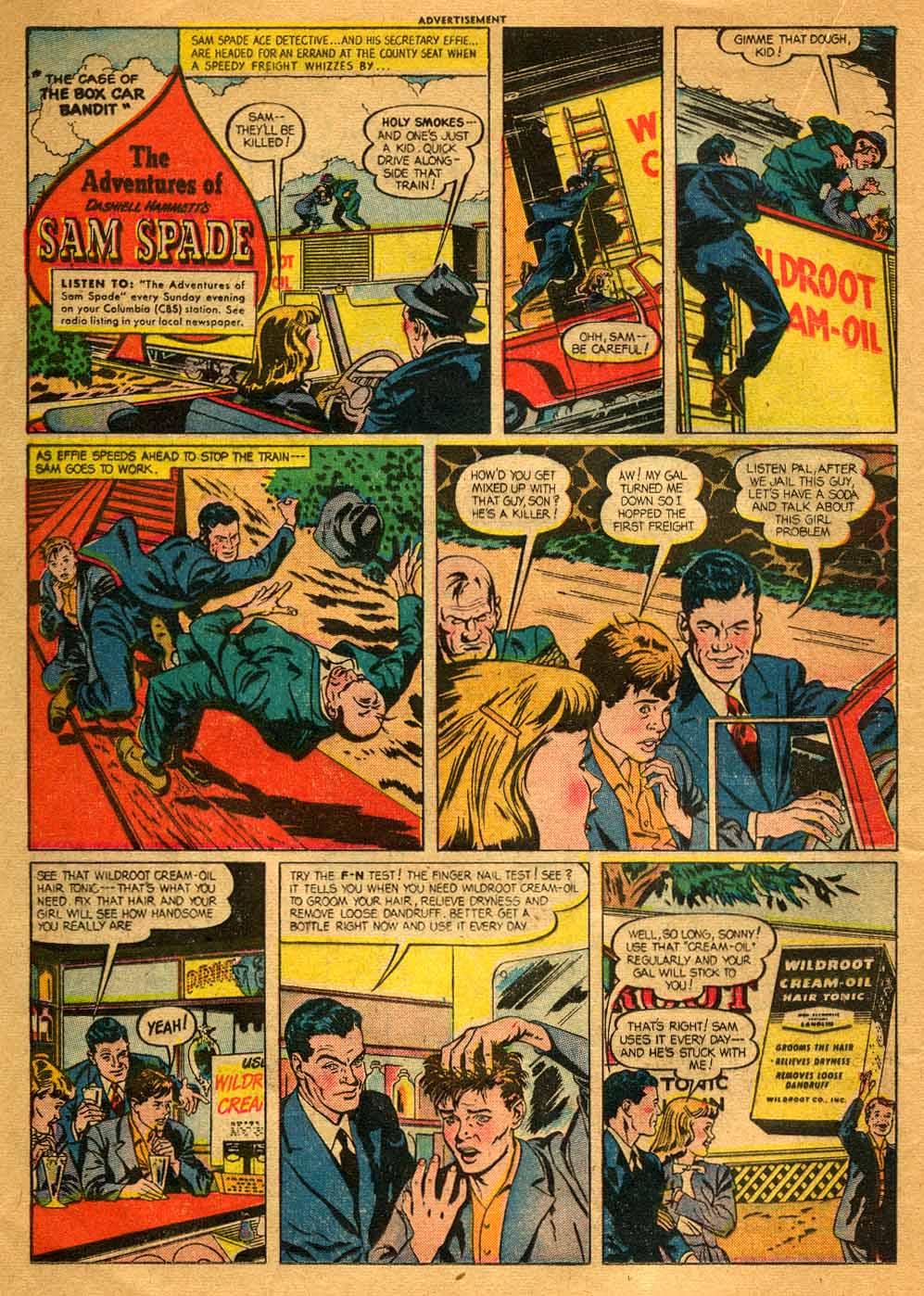 Read online Adventure Comics (1938) comic -  Issue #121 - 48