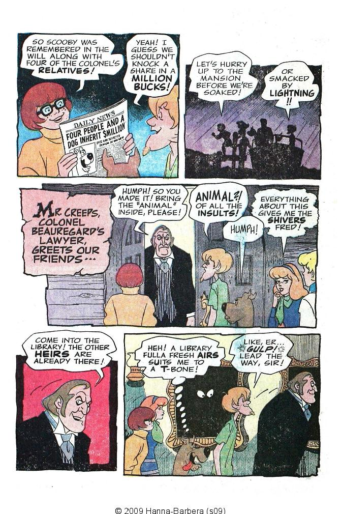 Read online Scooby-Doo... Where Are You! (1970) comic -  Issue #8 - 4