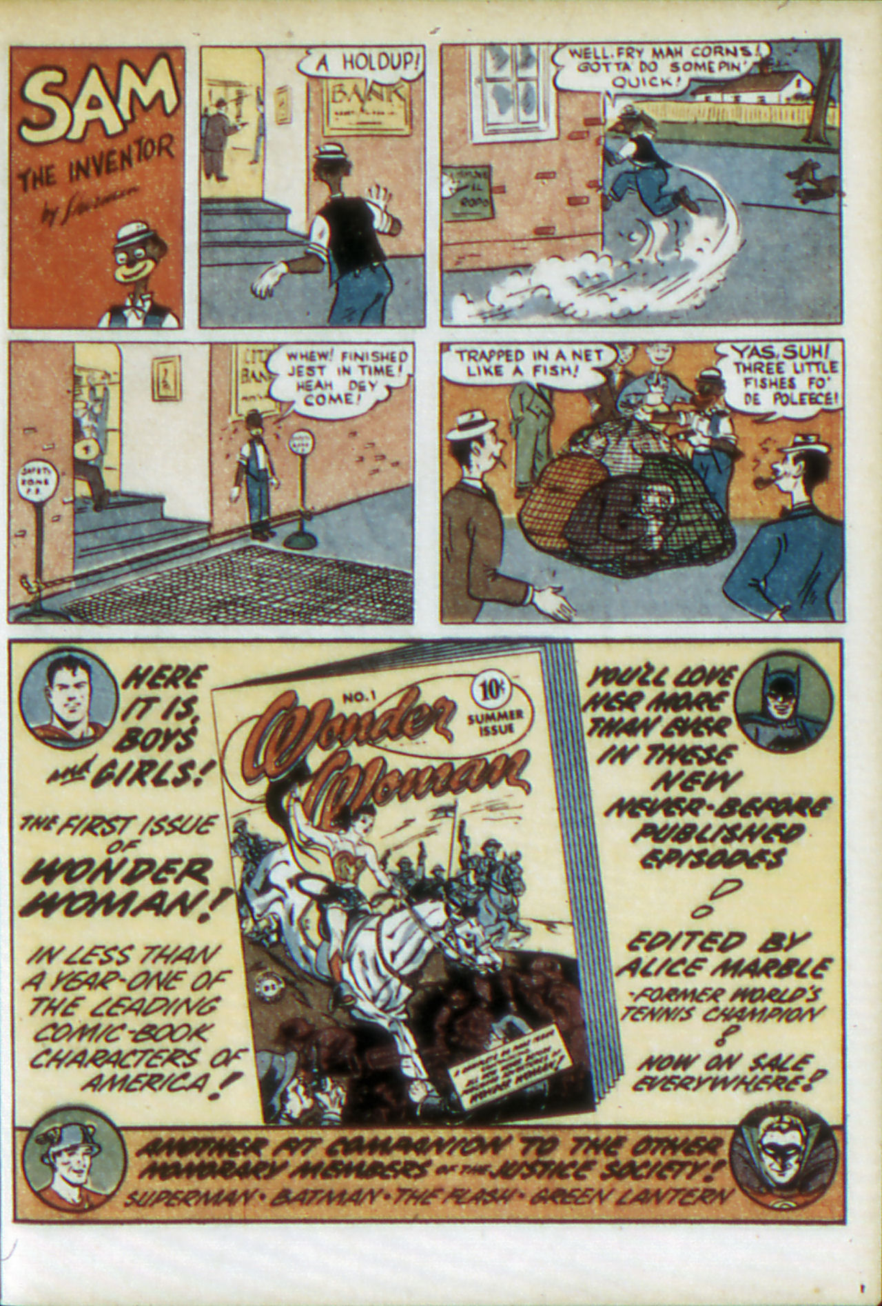 Read online Adventure Comics (1938) comic -  Issue #78 - 26