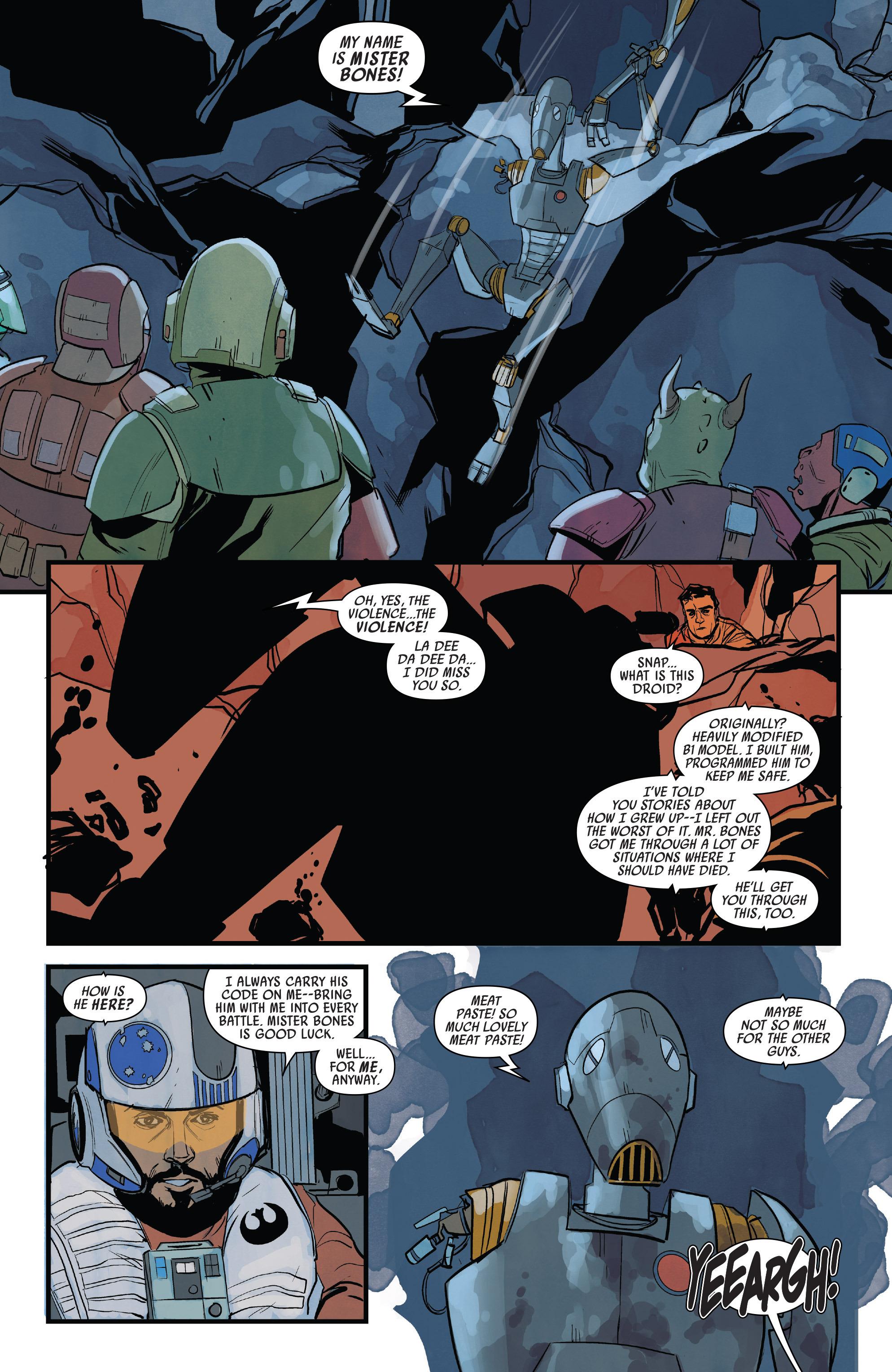 Read online Star Wars: Poe Dameron comic -  Issue #13 - 6